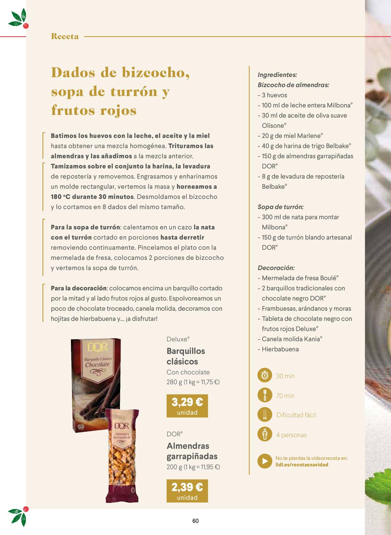 Lidl Folleto - 07.11-14.12.2019 (Página 60)