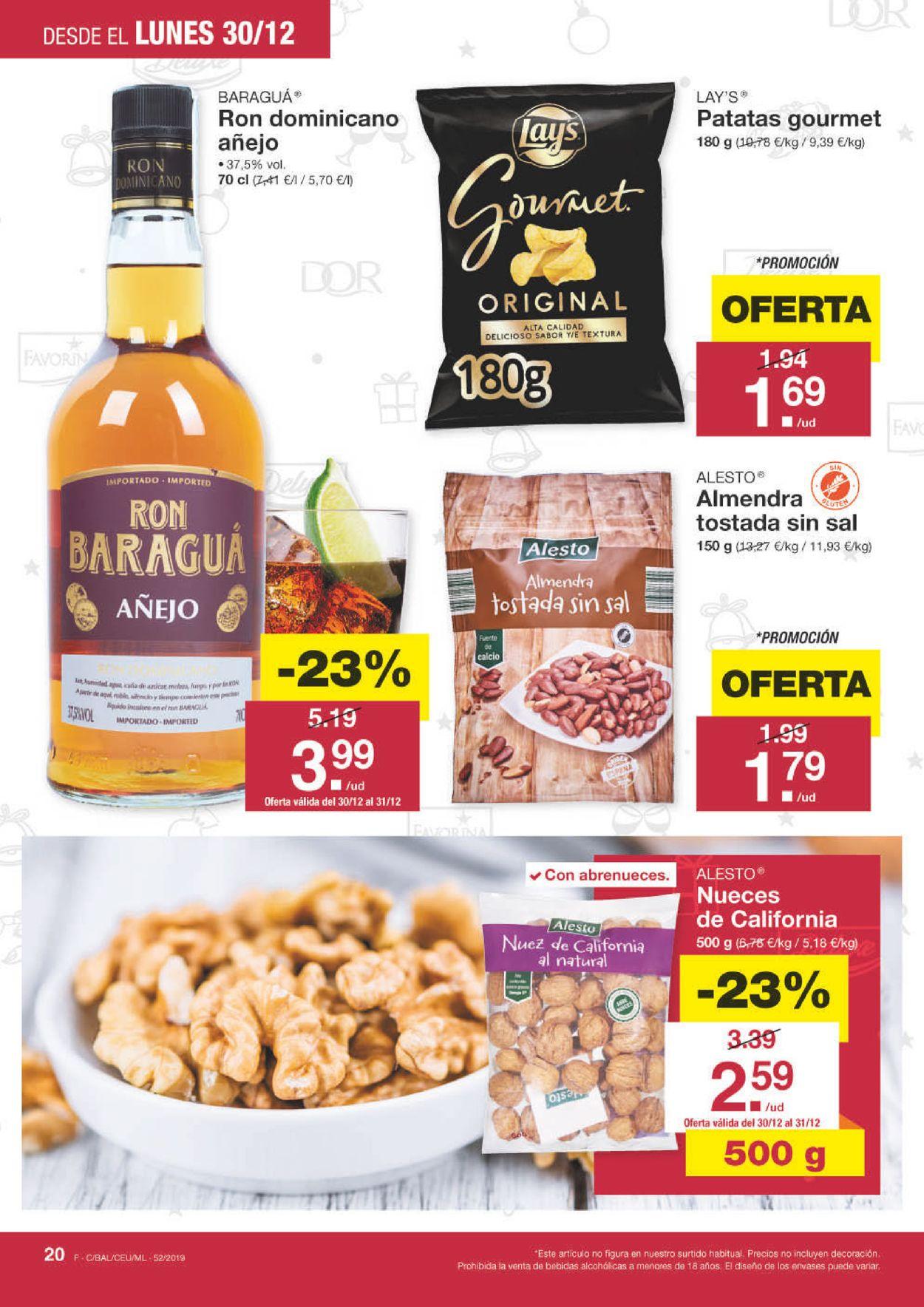 Lidl Folleto - 26.12-01.01.2020 (Página 20)