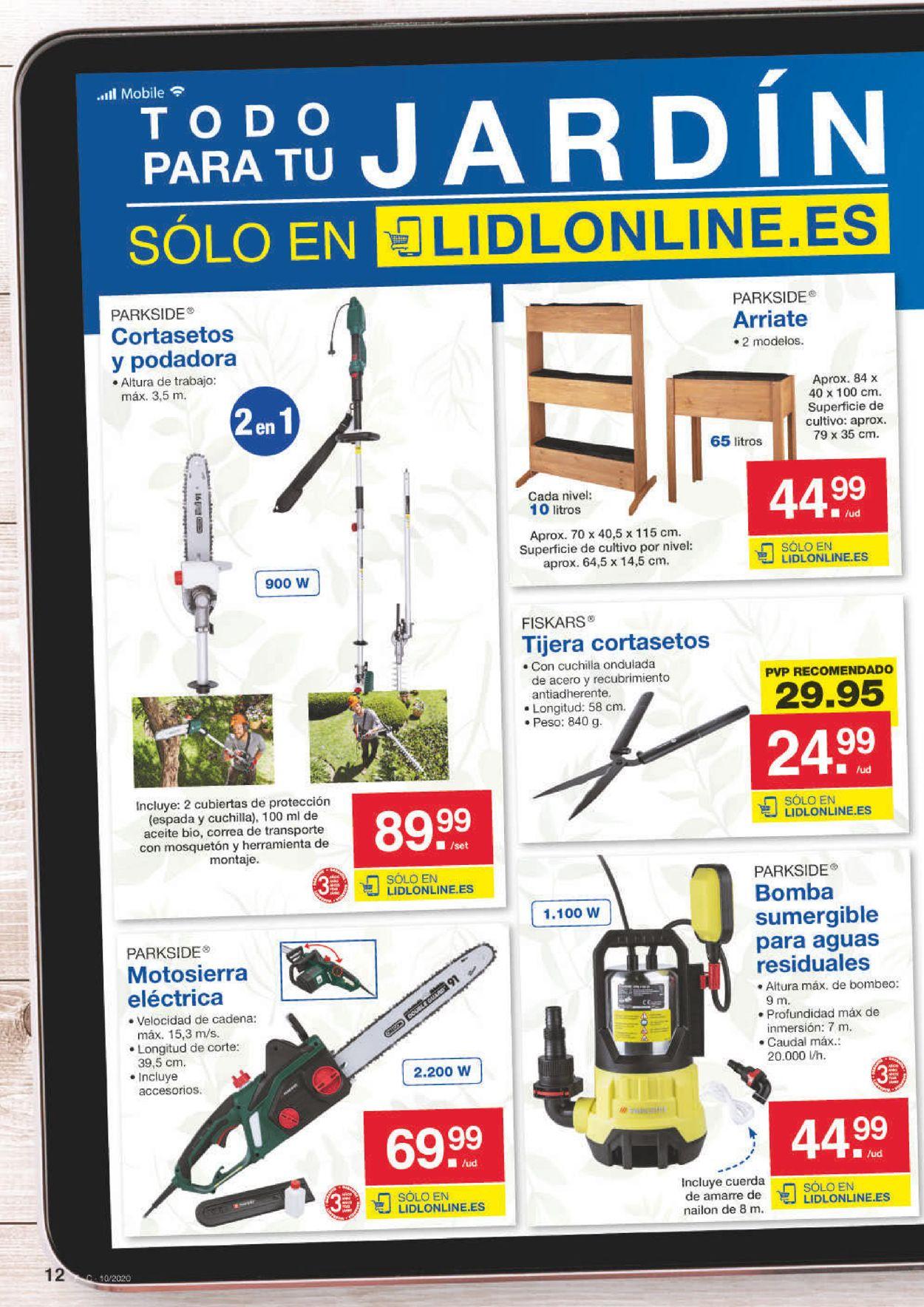 Lidl Folleto - 05.03-11.03.2020 (Página 36)