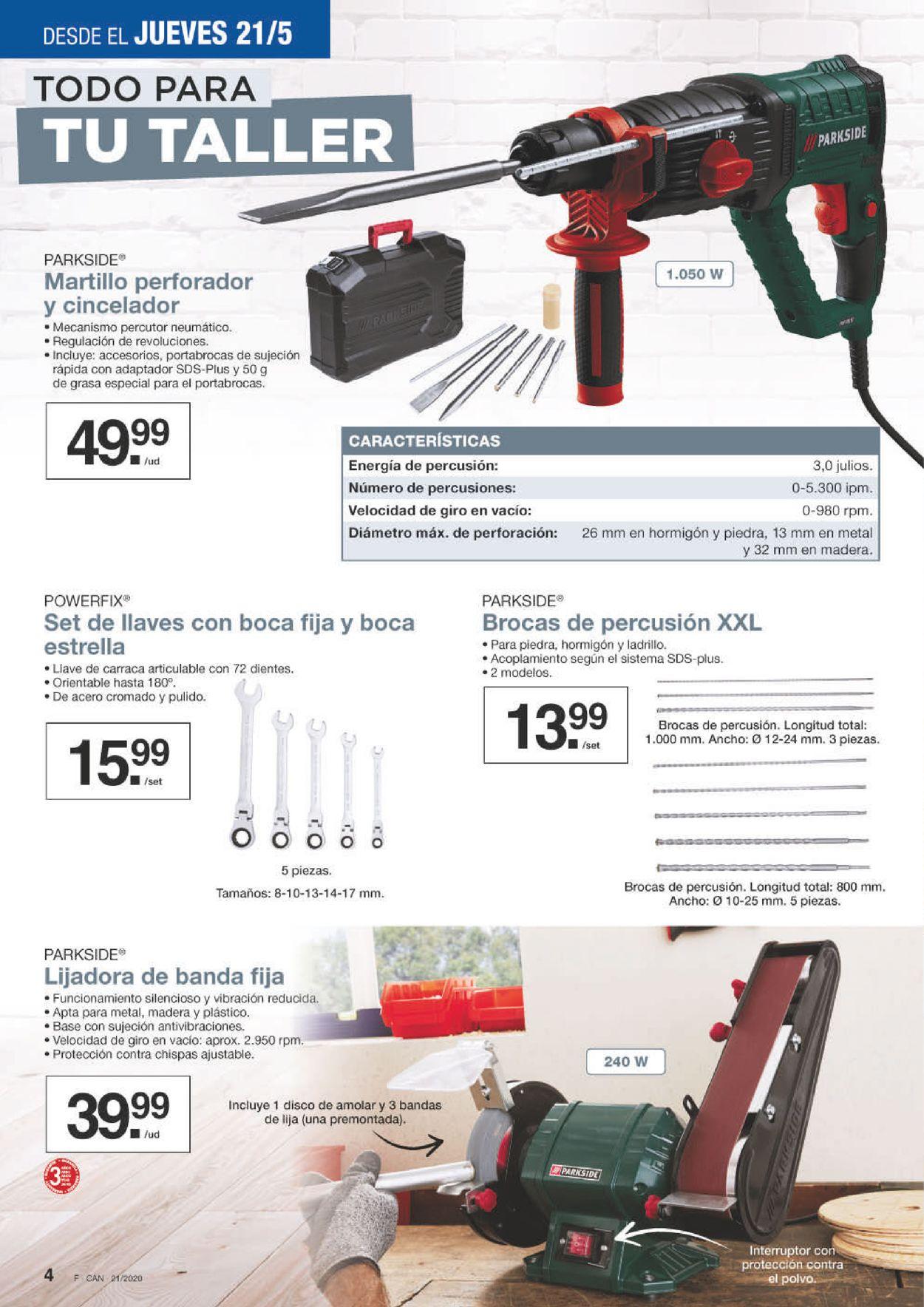 Lidl Folleto - 21.05-27.05.2020 (Página 28)