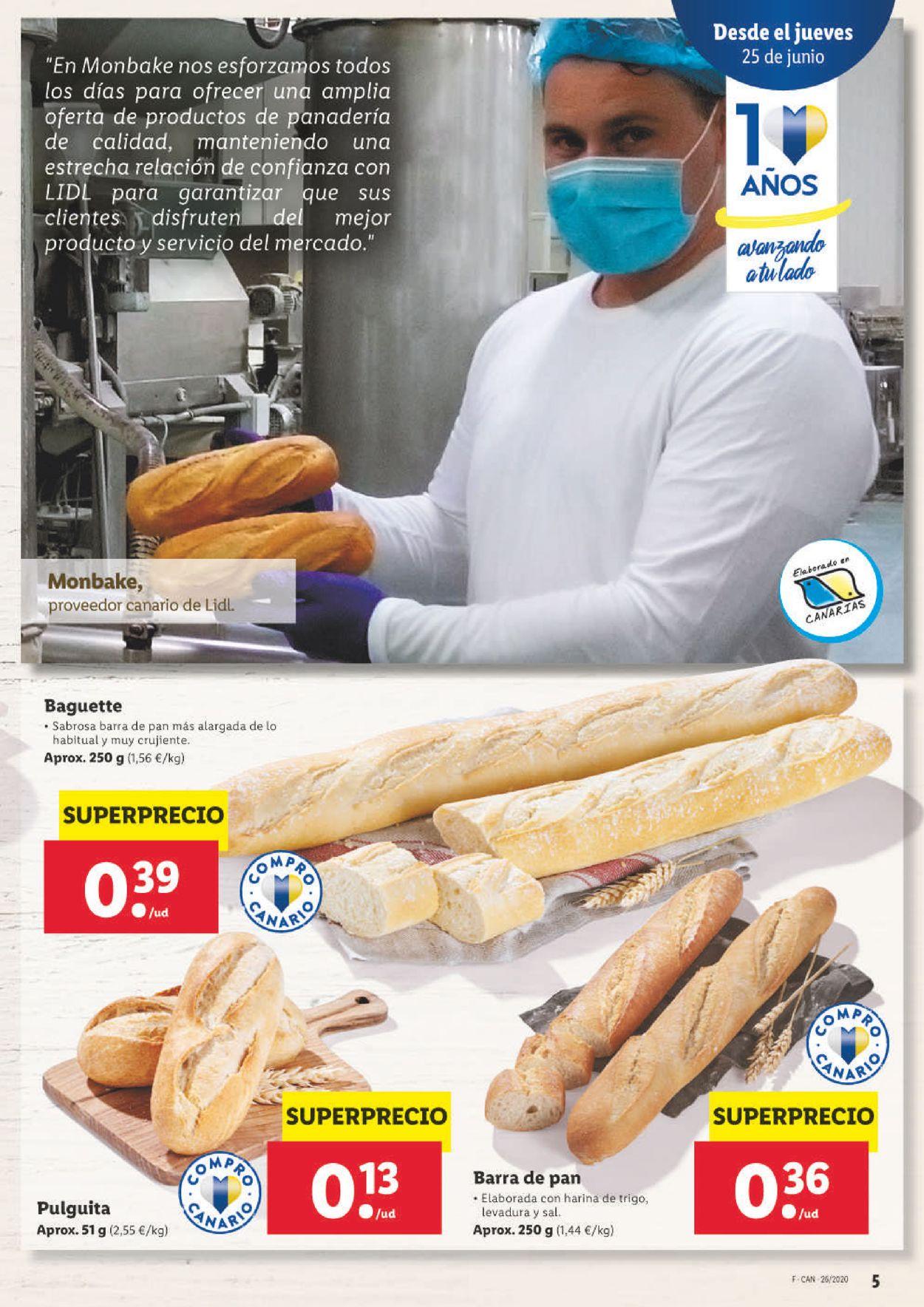 Lidl Folleto - 25.06-01.07.2020 (Página 5)