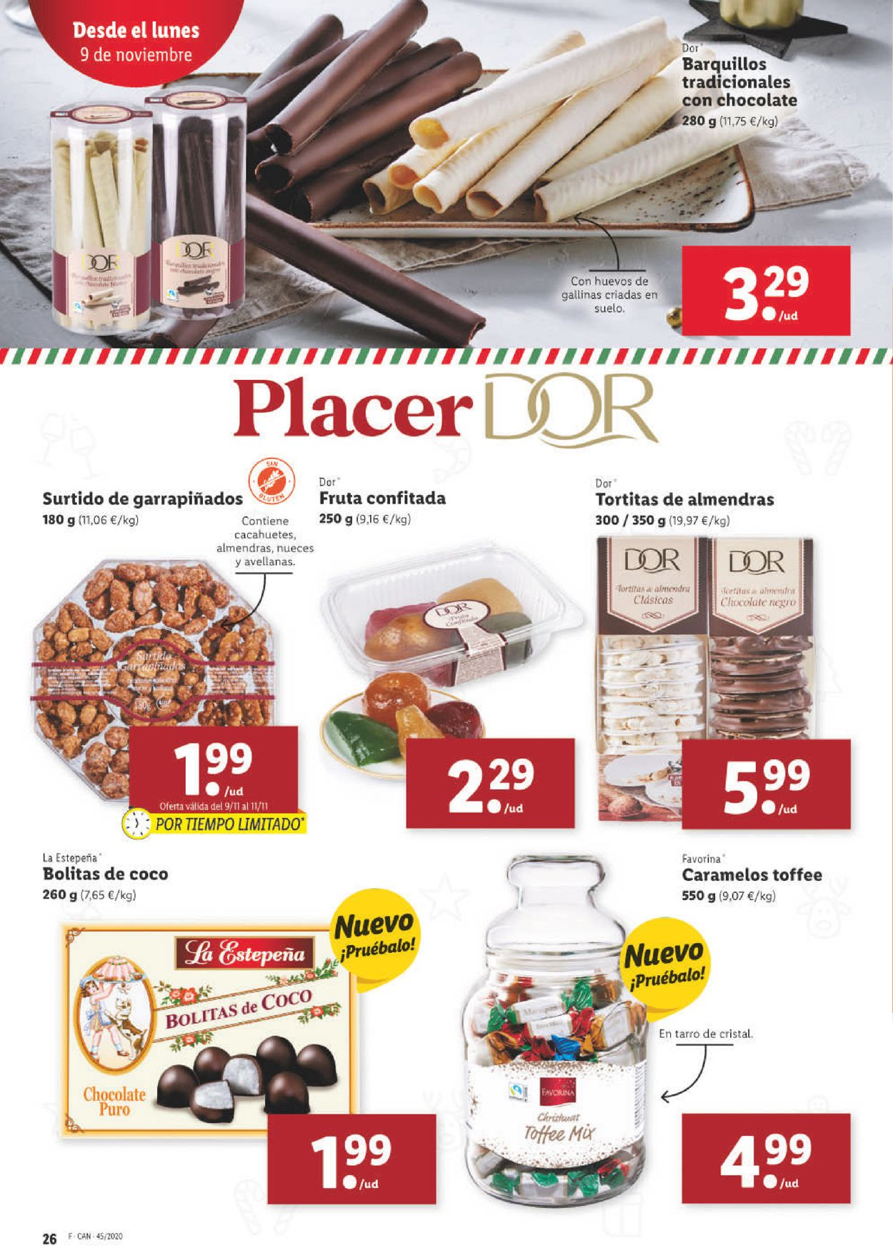 Lidl Folleto - 05.11-11.11.2020 (Página 26)