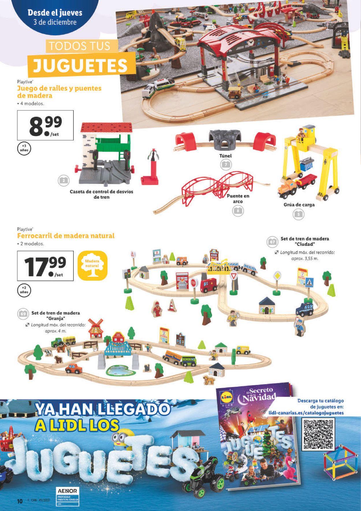 Lidl Navidad 2020 Folleto - 03.12-09.12.2020 (Página 10)