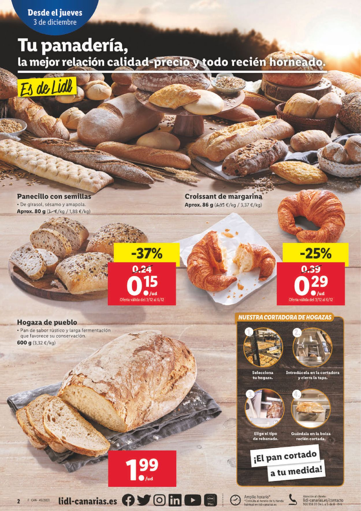 Lidl Folleto - 03.12-09.12.2020 (Página 2)