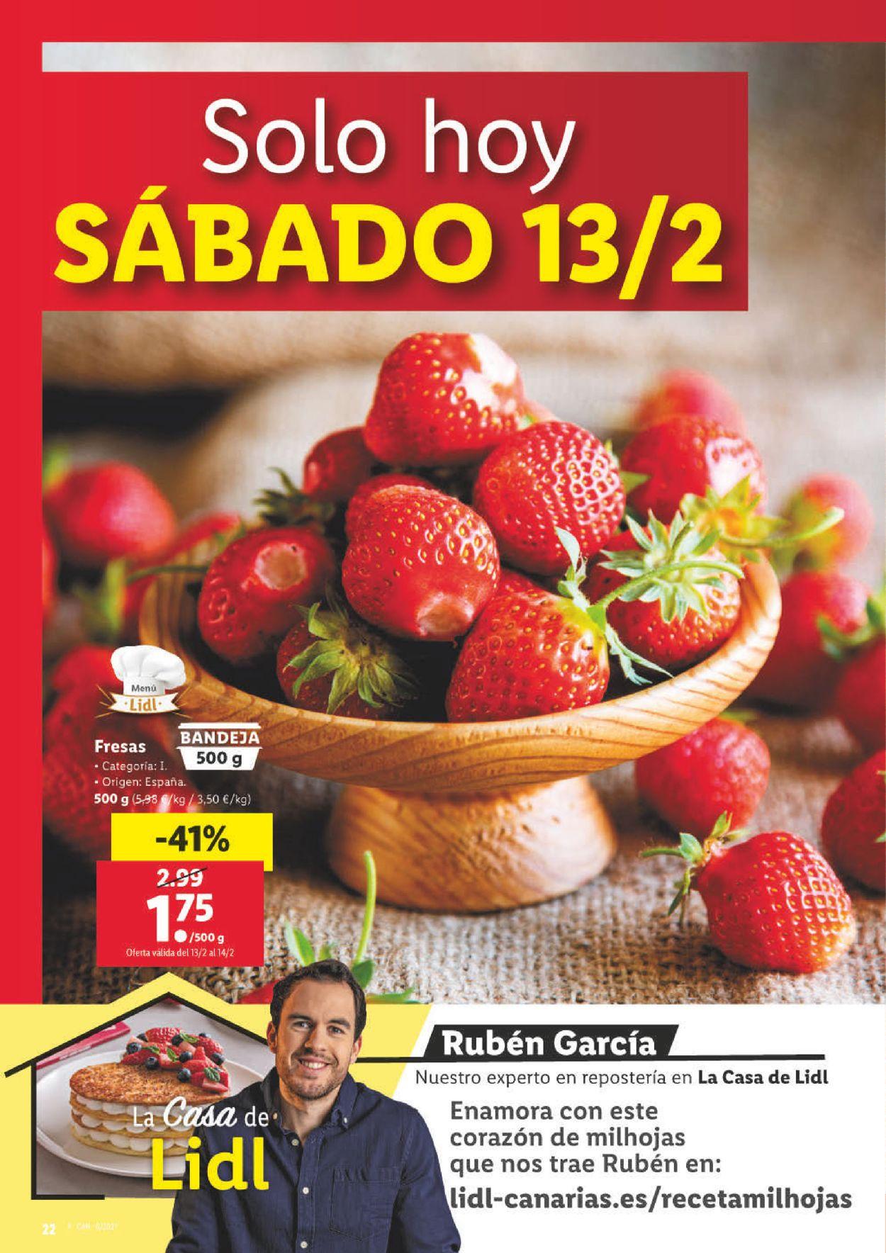 Lidl Folleto - 11.02-17.02.2021 (Página 22)