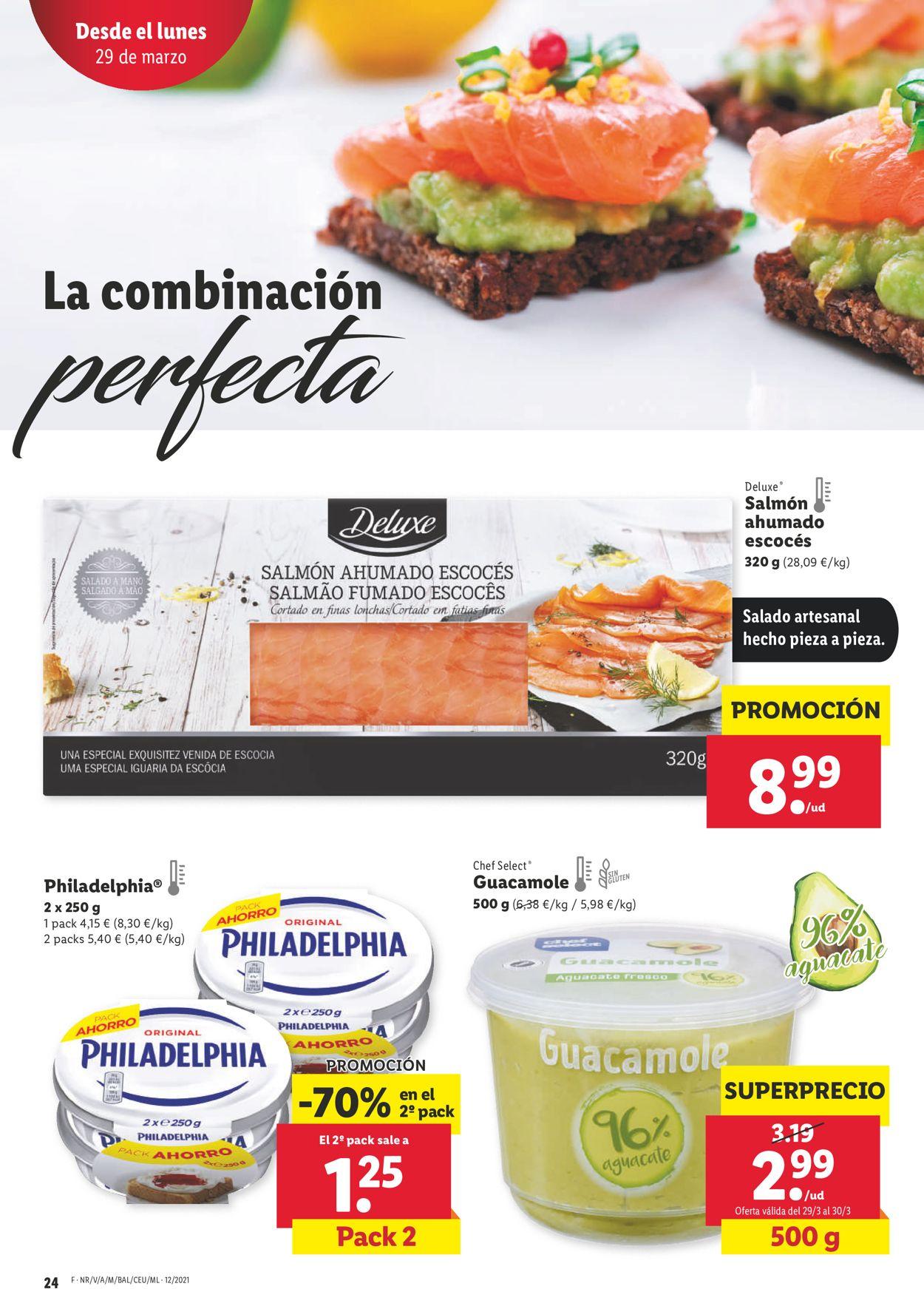 Lidl Folleto - 25.03-31.03.2021 (Página 24)