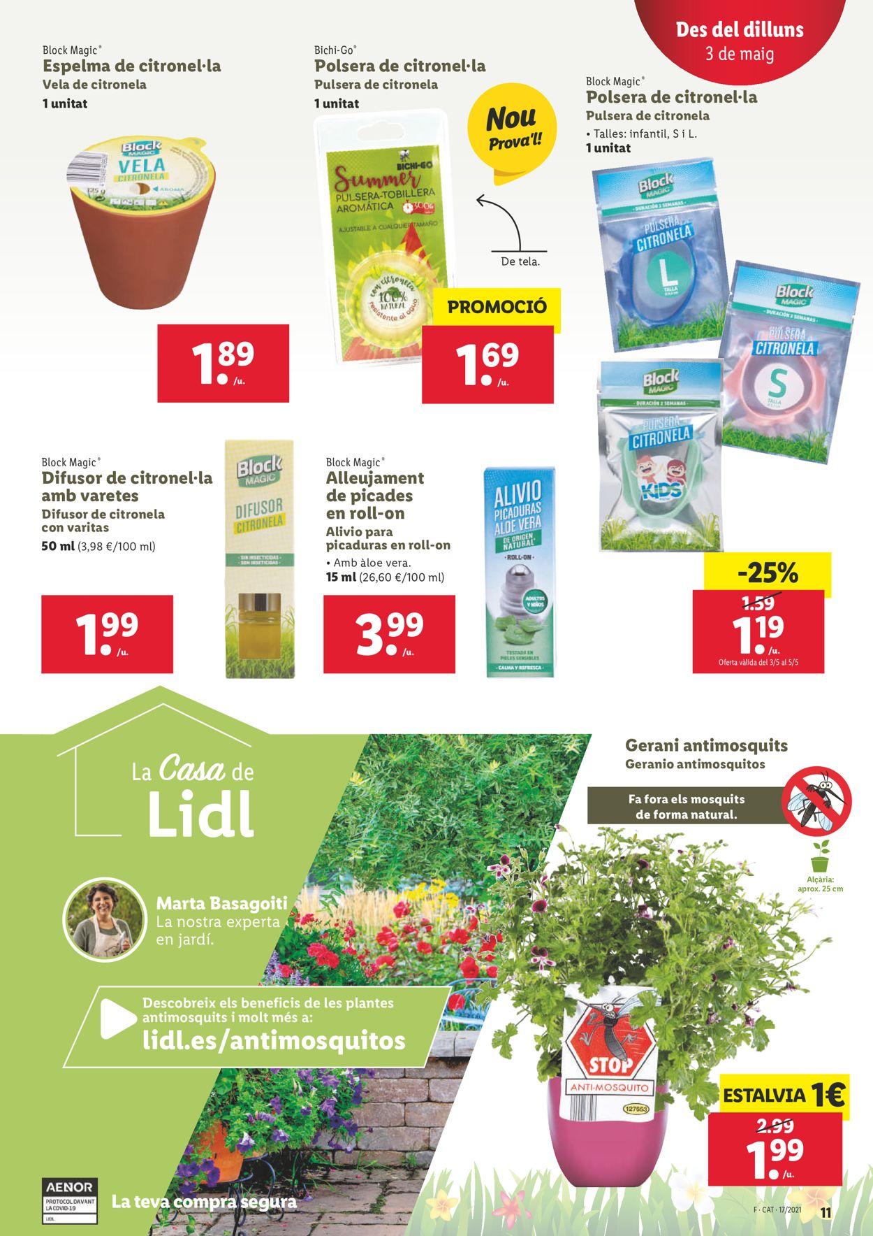 Lidl Folleto - 29.04-05.05.2021 (Página 11)