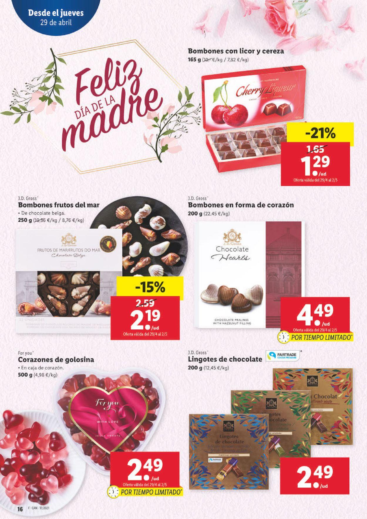 Lidl Folleto - 29.04-05.05.2021 (Página 18)