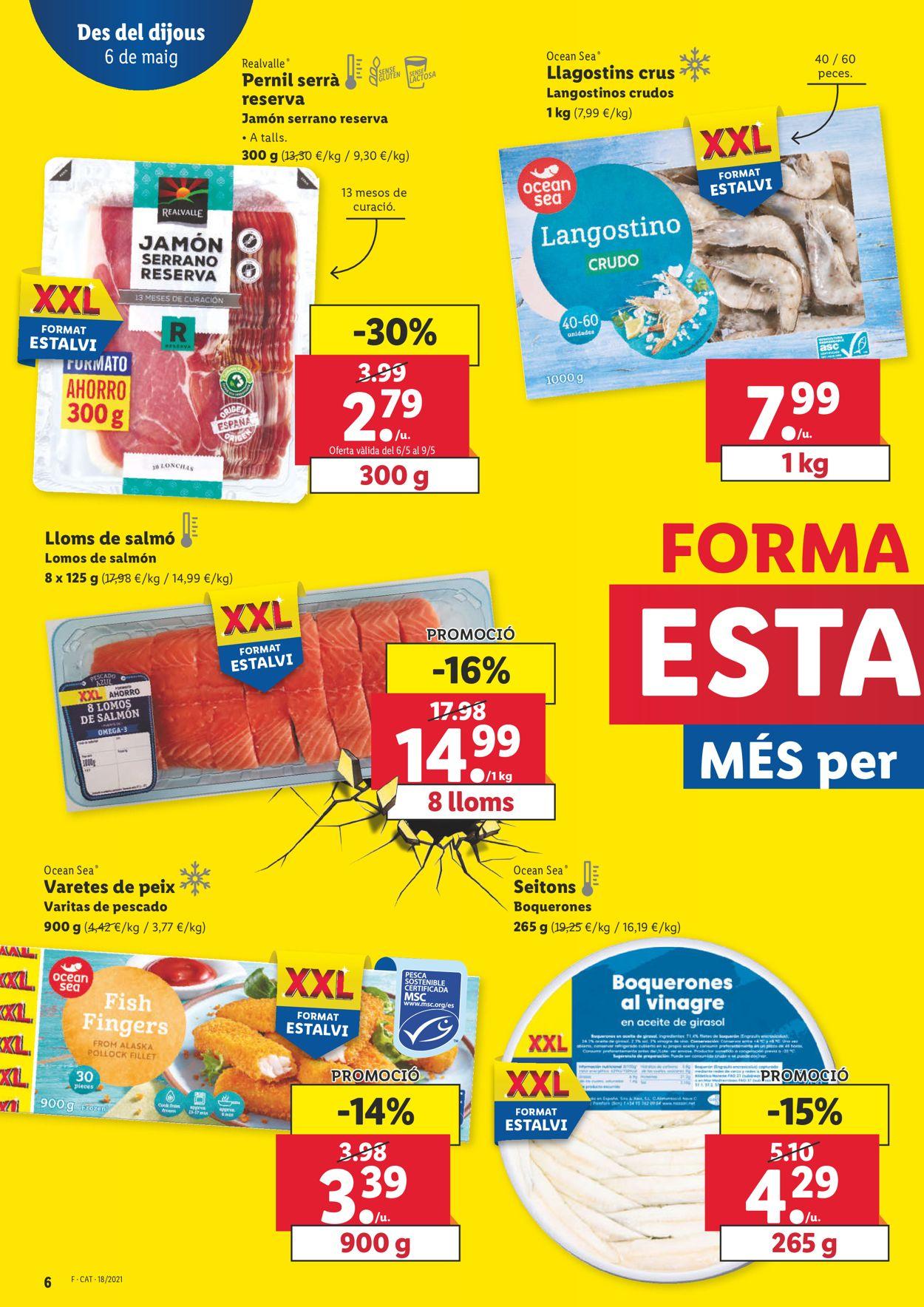 Lidl Folleto - 06.05-12.05.2021 (Página 6)