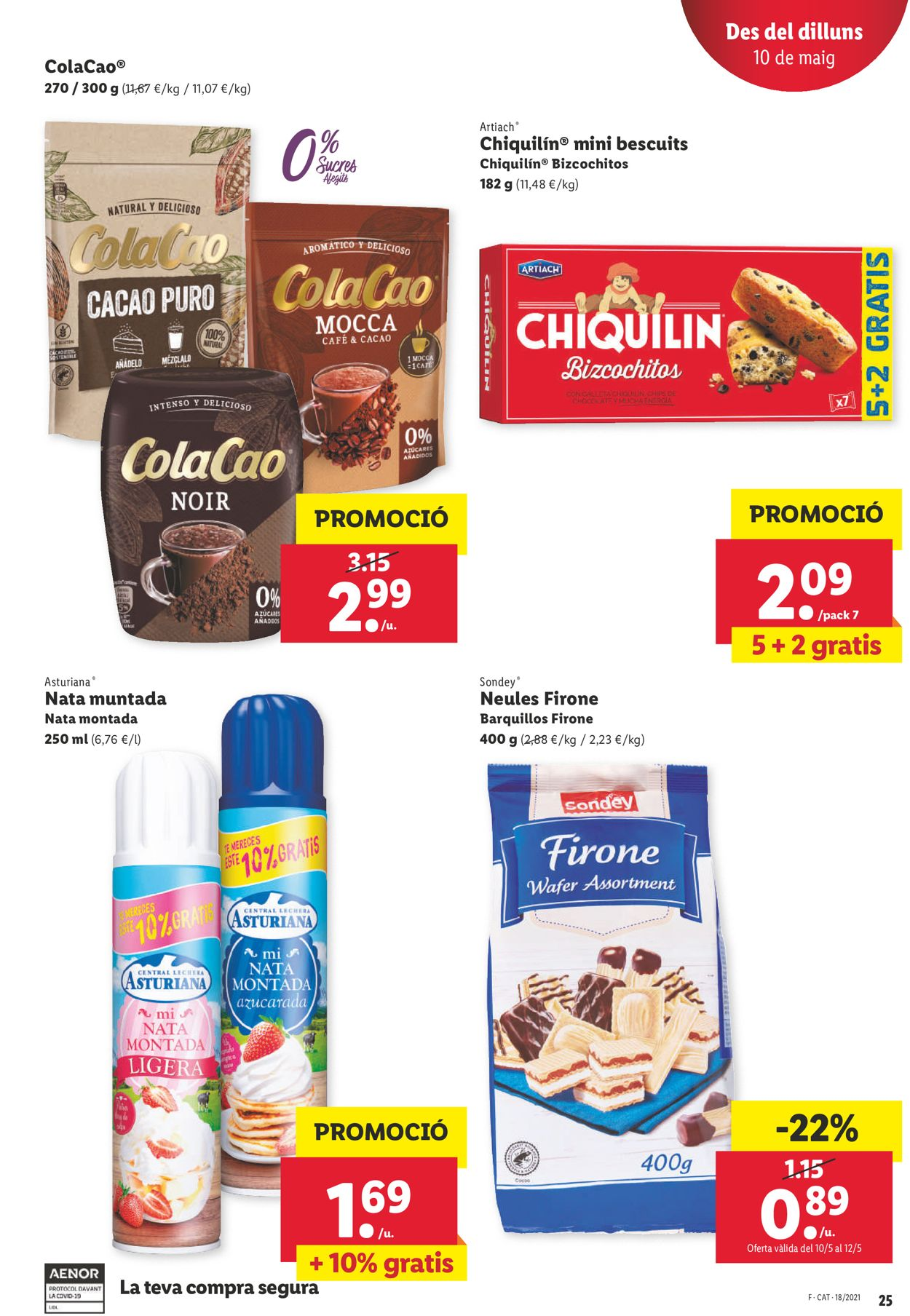 Lidl Folleto - 06.05-12.05.2021 (Página 25)