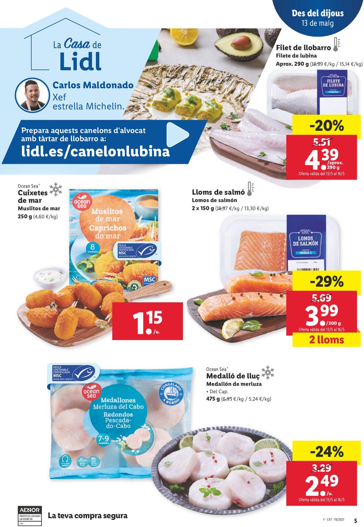 Lidl Folleto - 13.05-19.05.2021 (Página 5)