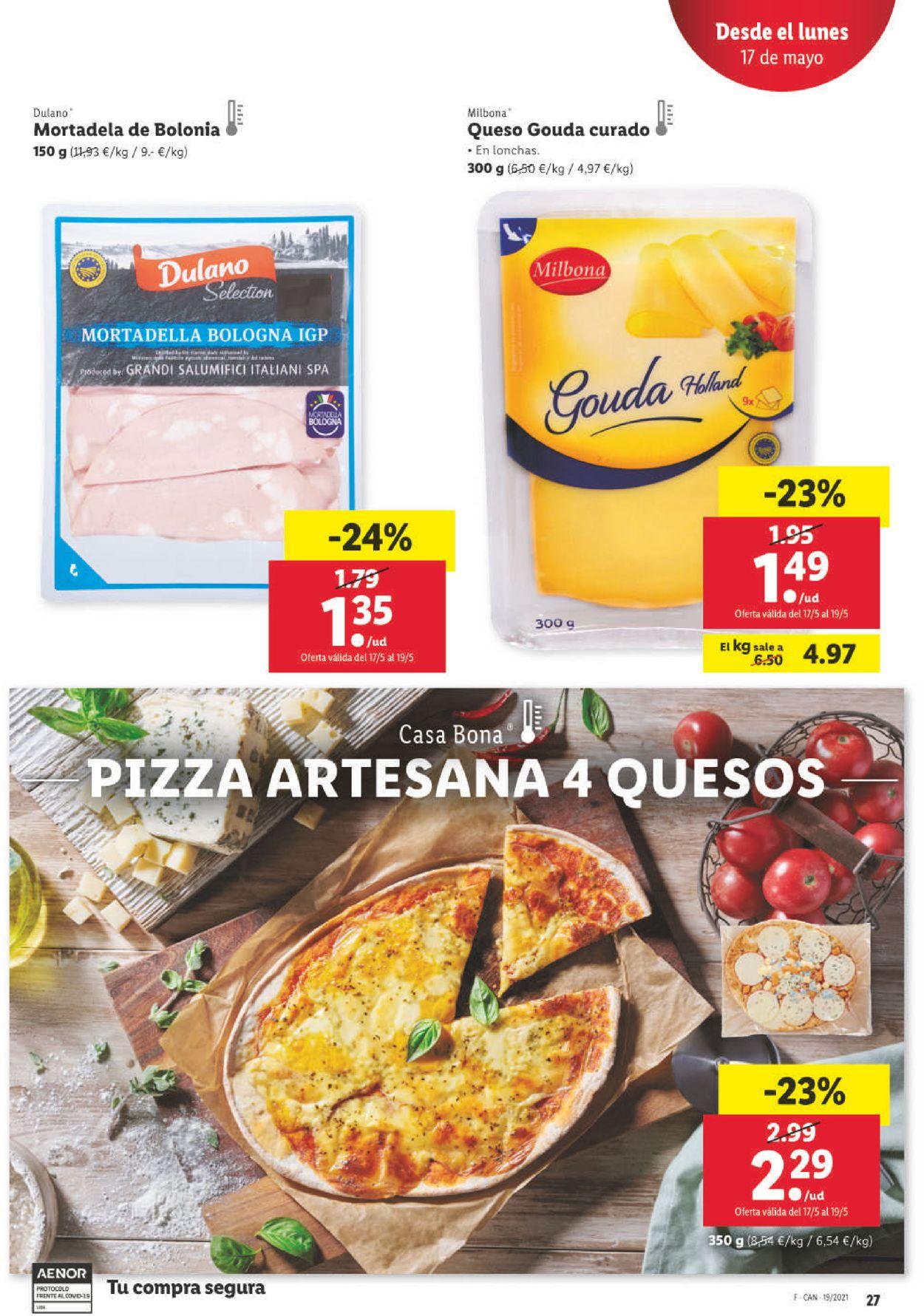 Lidl Folleto - 13.05-19.05.2021 (Página 31)