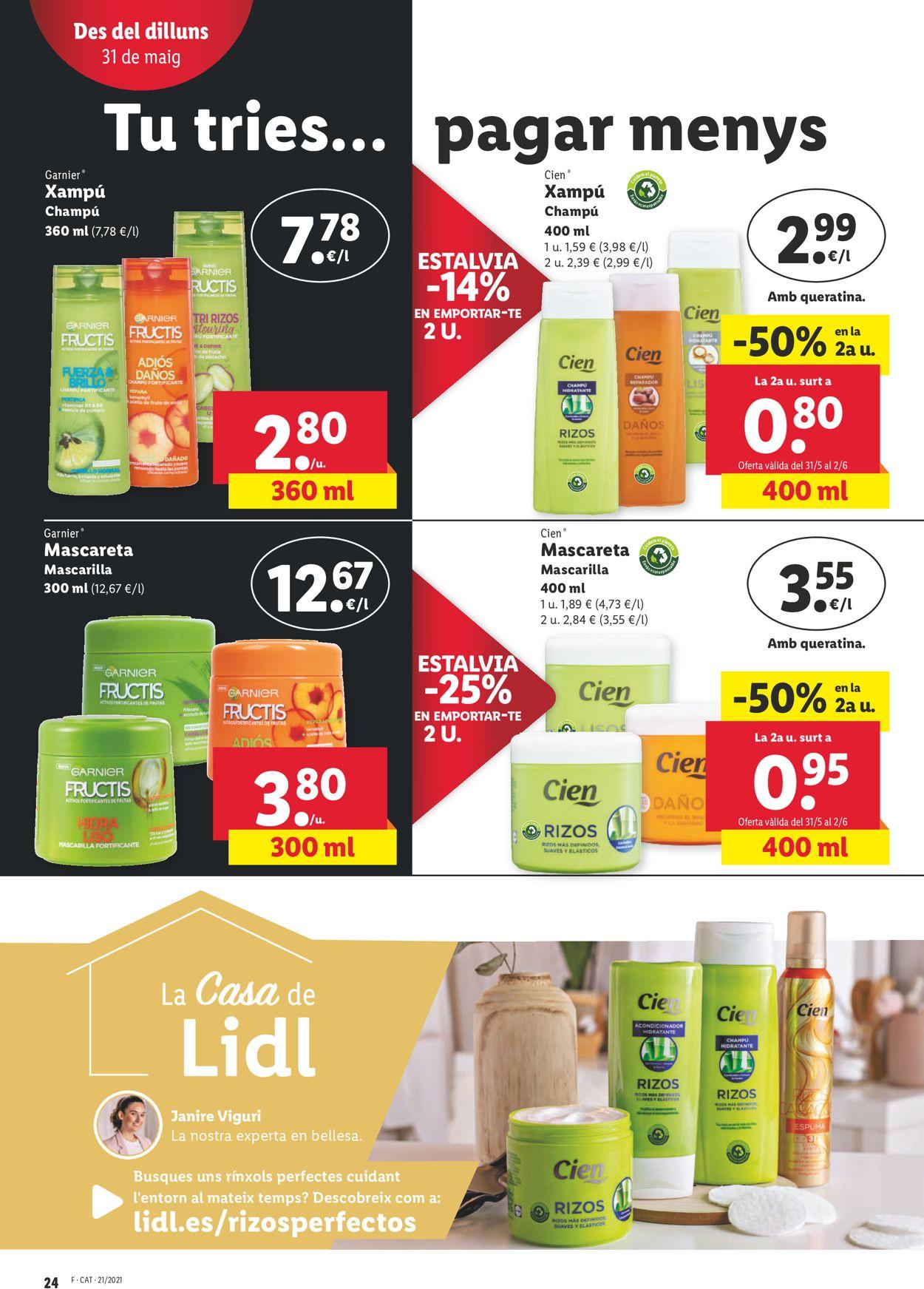 Lidl Folleto - 27.05-02.06.2021 (Página 24)