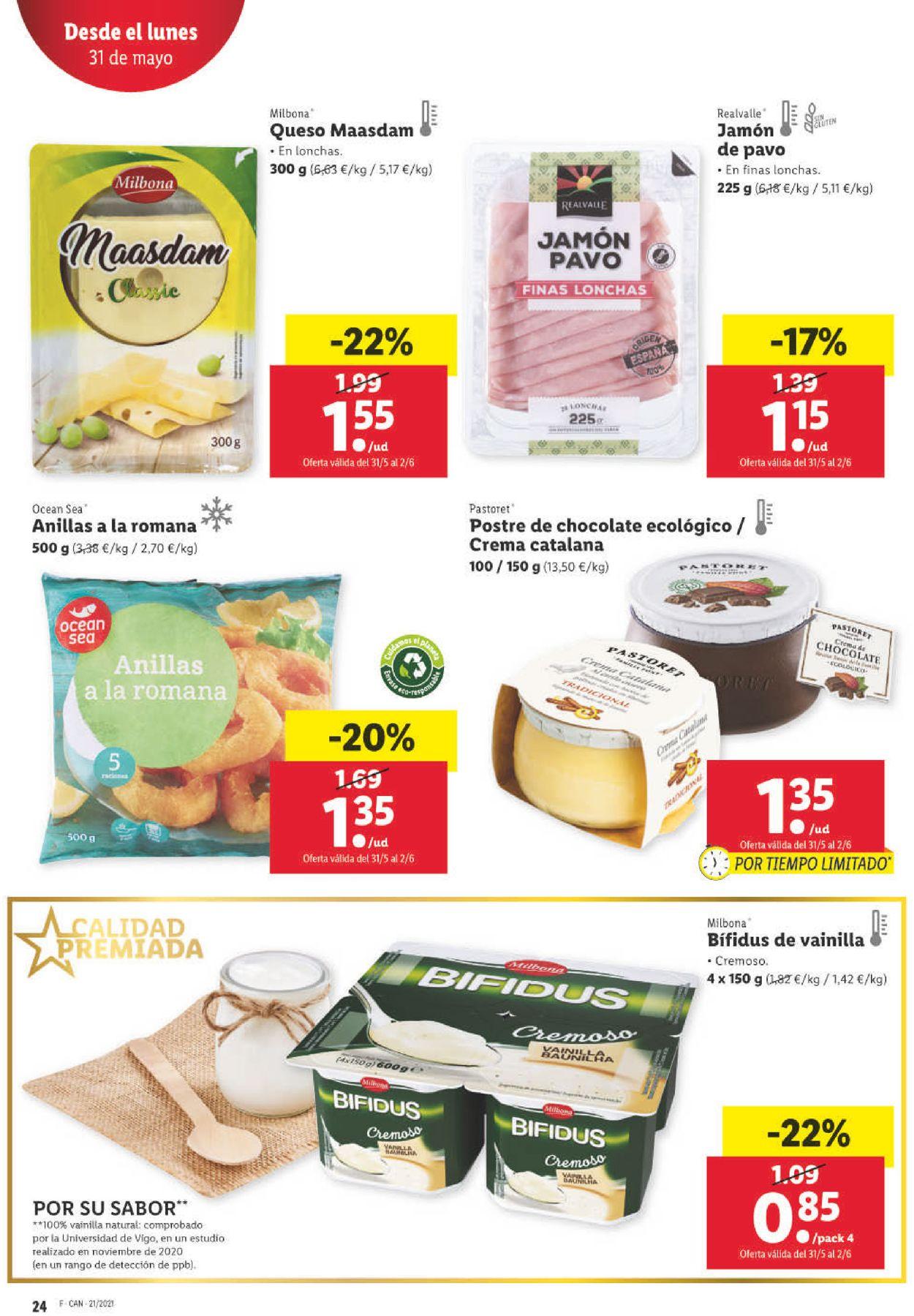 Lidl Folleto - 27.05-02.06.2021 (Página 28)