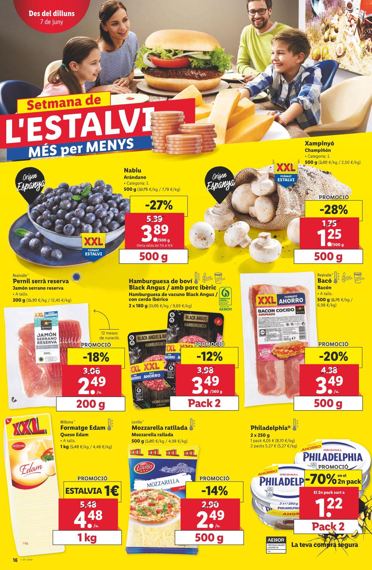 Lidl Folleto - 03.06-09.07.2021 (Página 16)