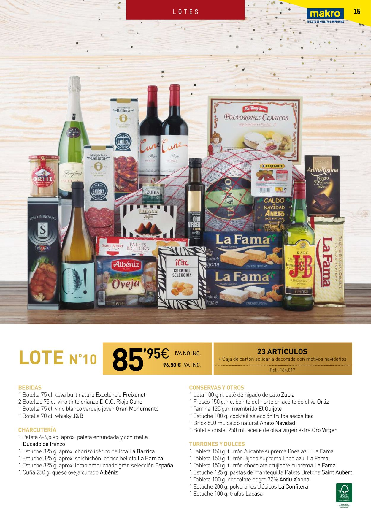 Makro Folleto - 01.10-05.01.2020 (Página 15)