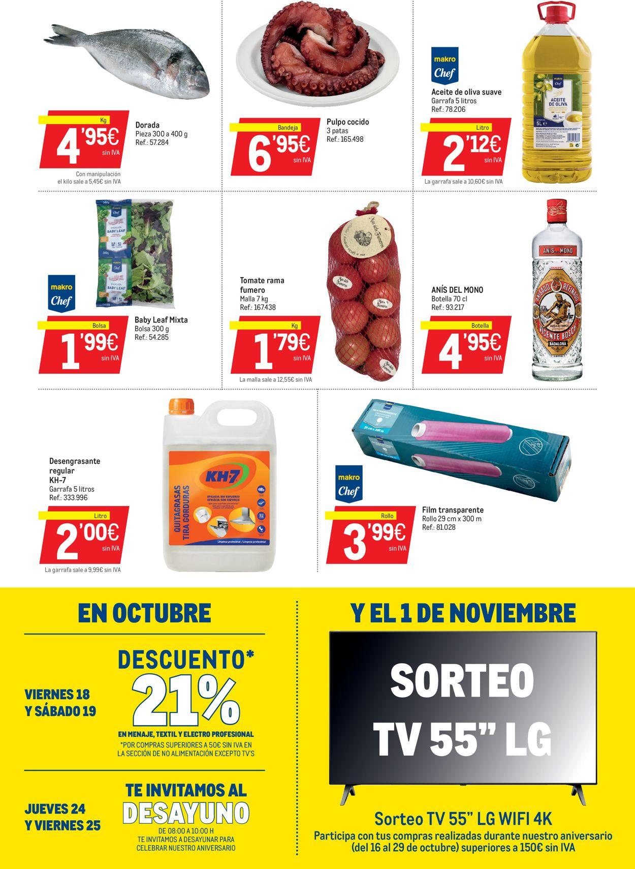 Makro Folleto - 16.10-29.10.2019 (Página 2)