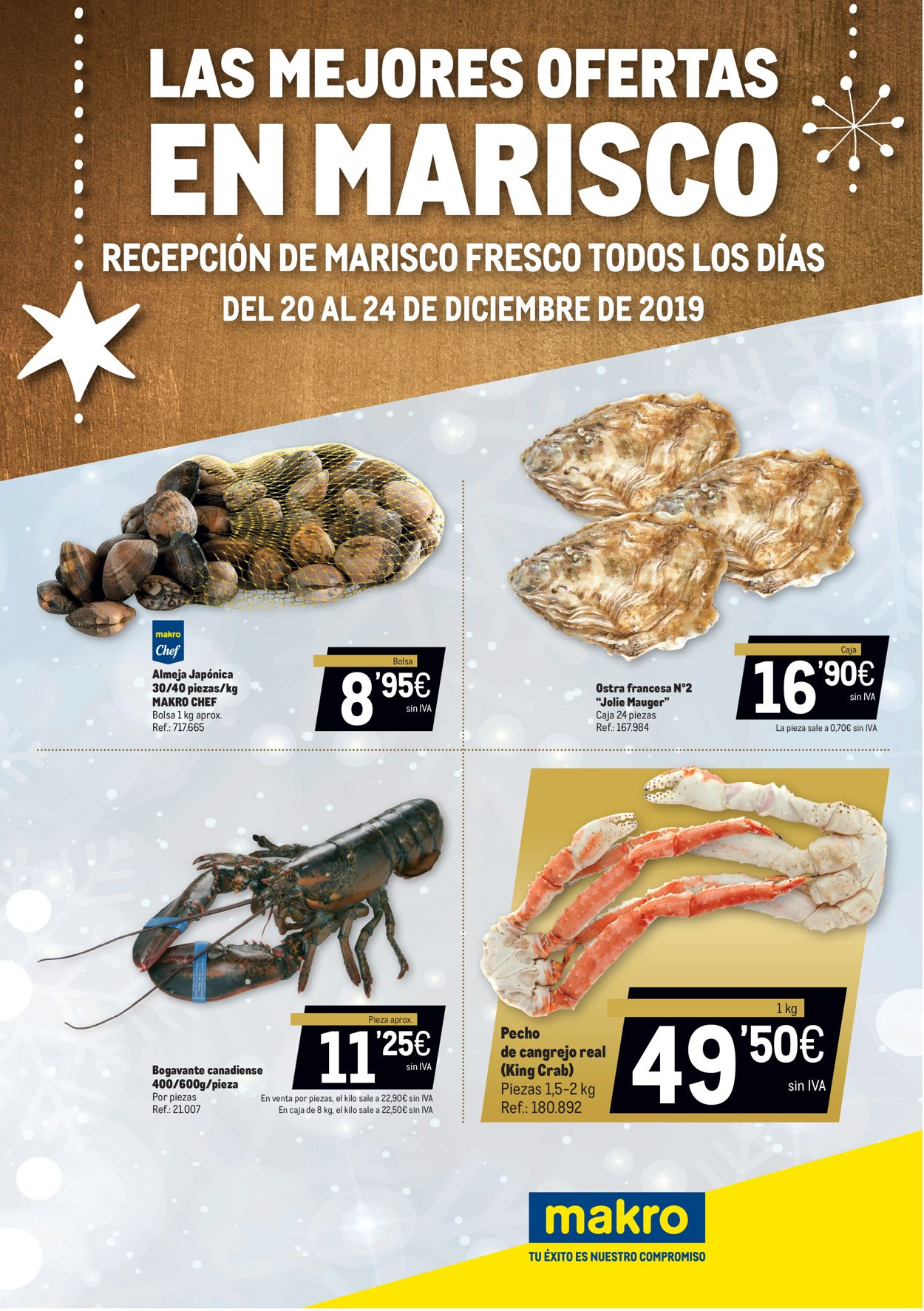 Makro Folleto - 20.12-24.12.2019