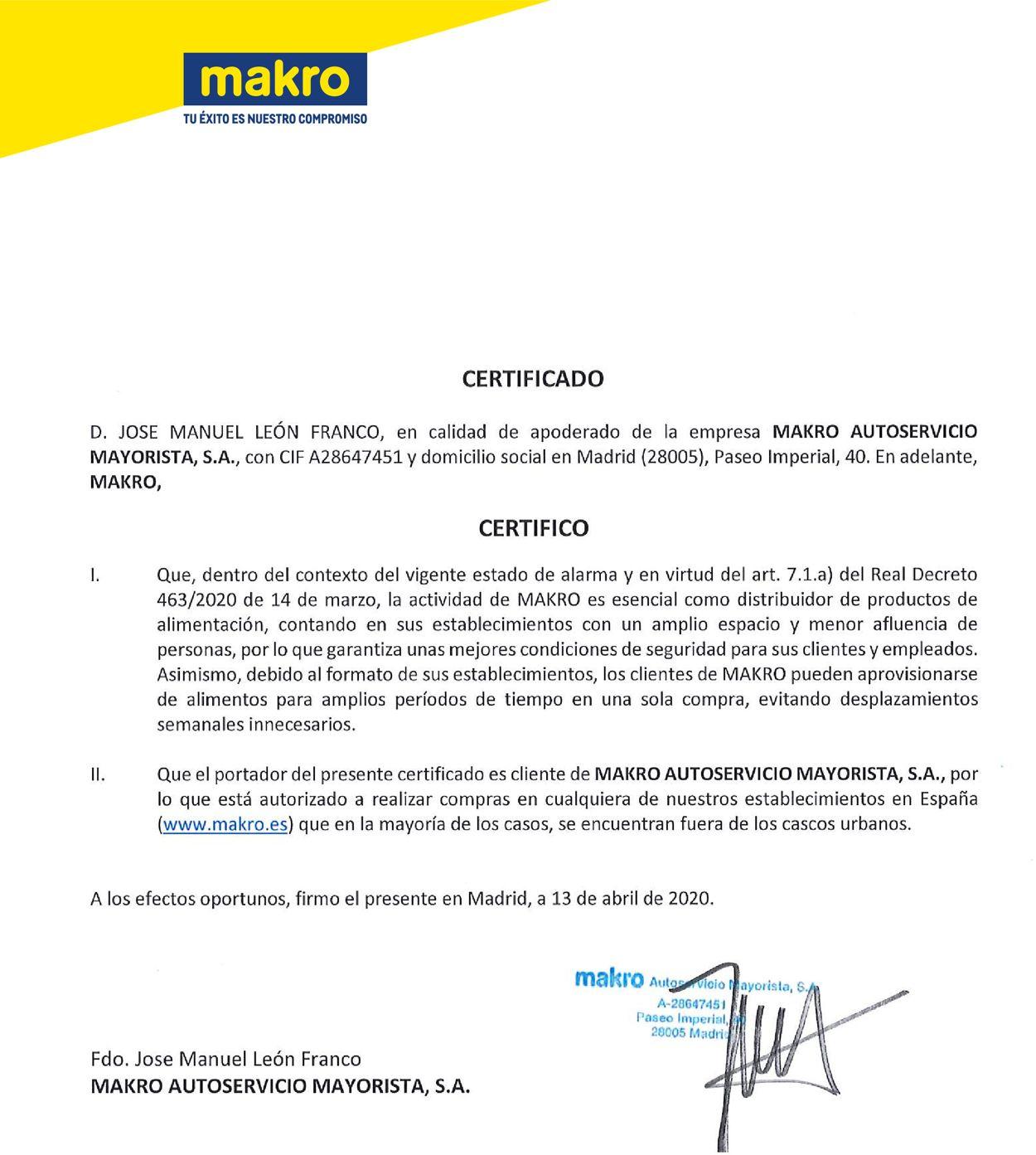 Makro Folleto - 16.04-30.04.2020