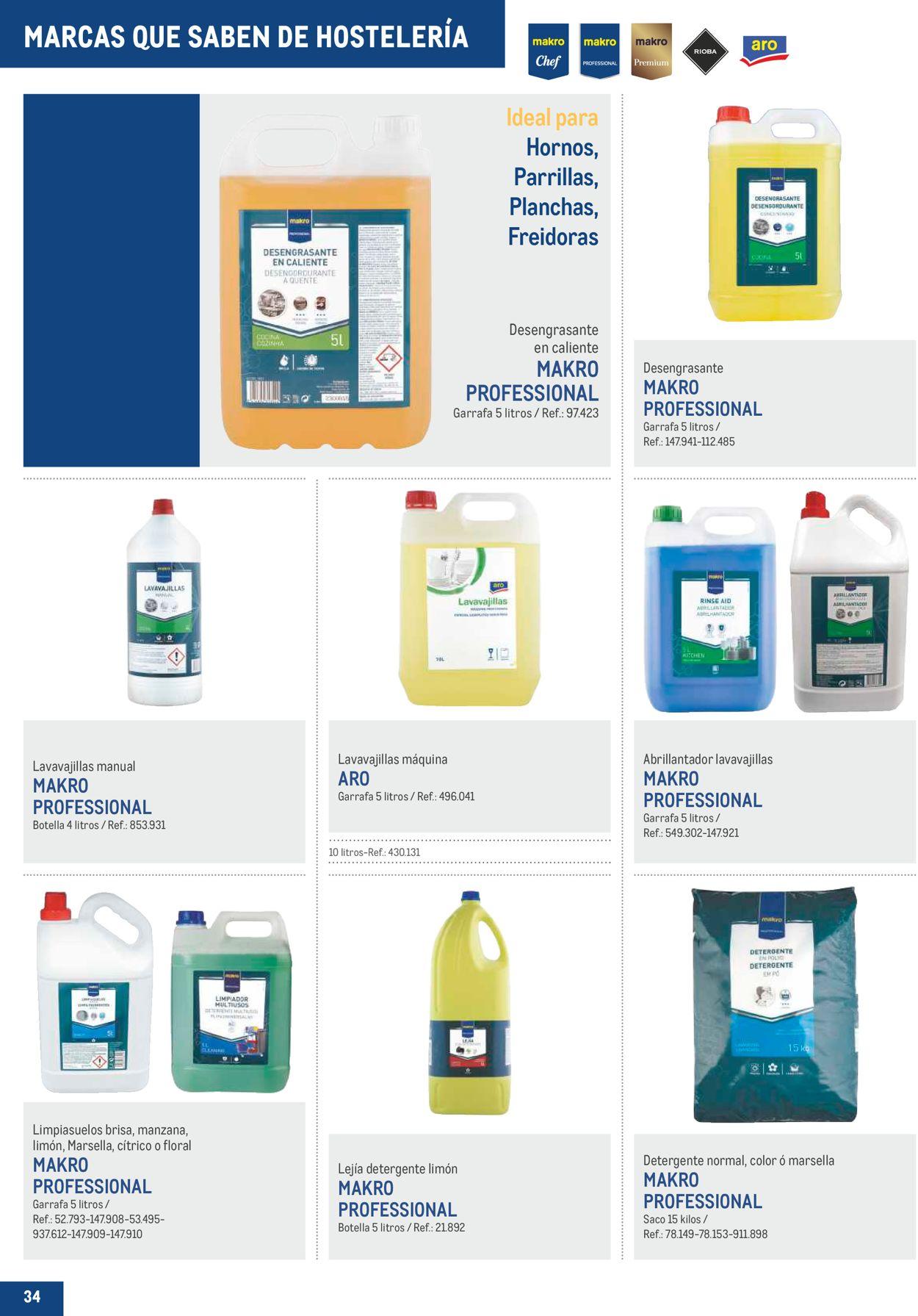 Makro Folleto - 27.04-09.05.2020 (Página 34)