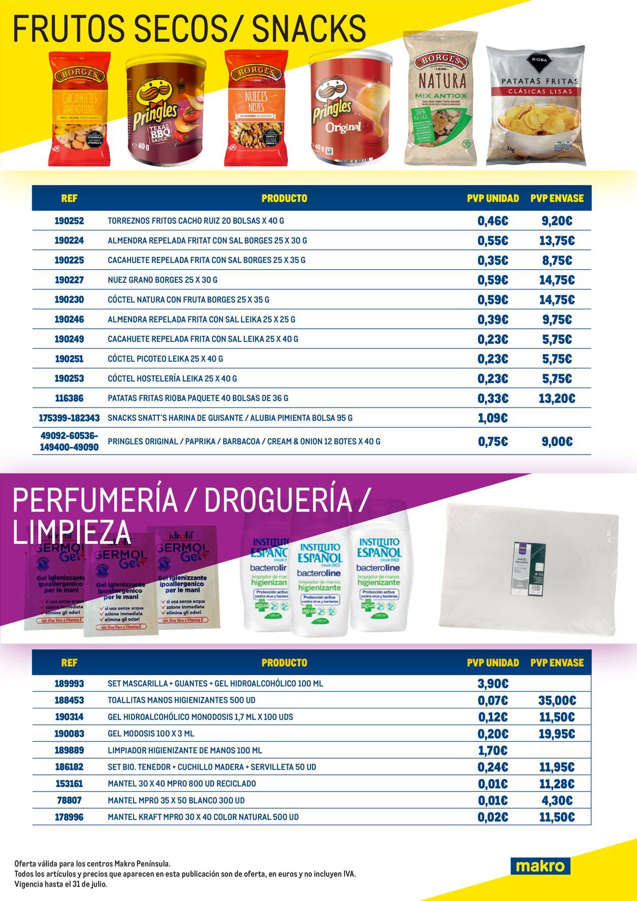 Makro Folleto - 29.05-31.07.2020 (Página 9)