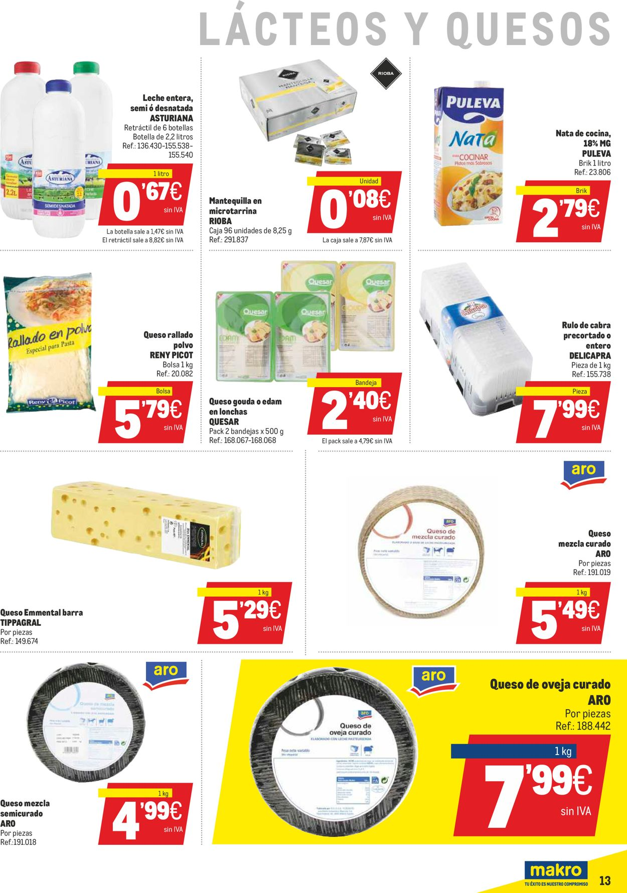 Makro Folleto - 30.07-12.08.2020 (Página 13)