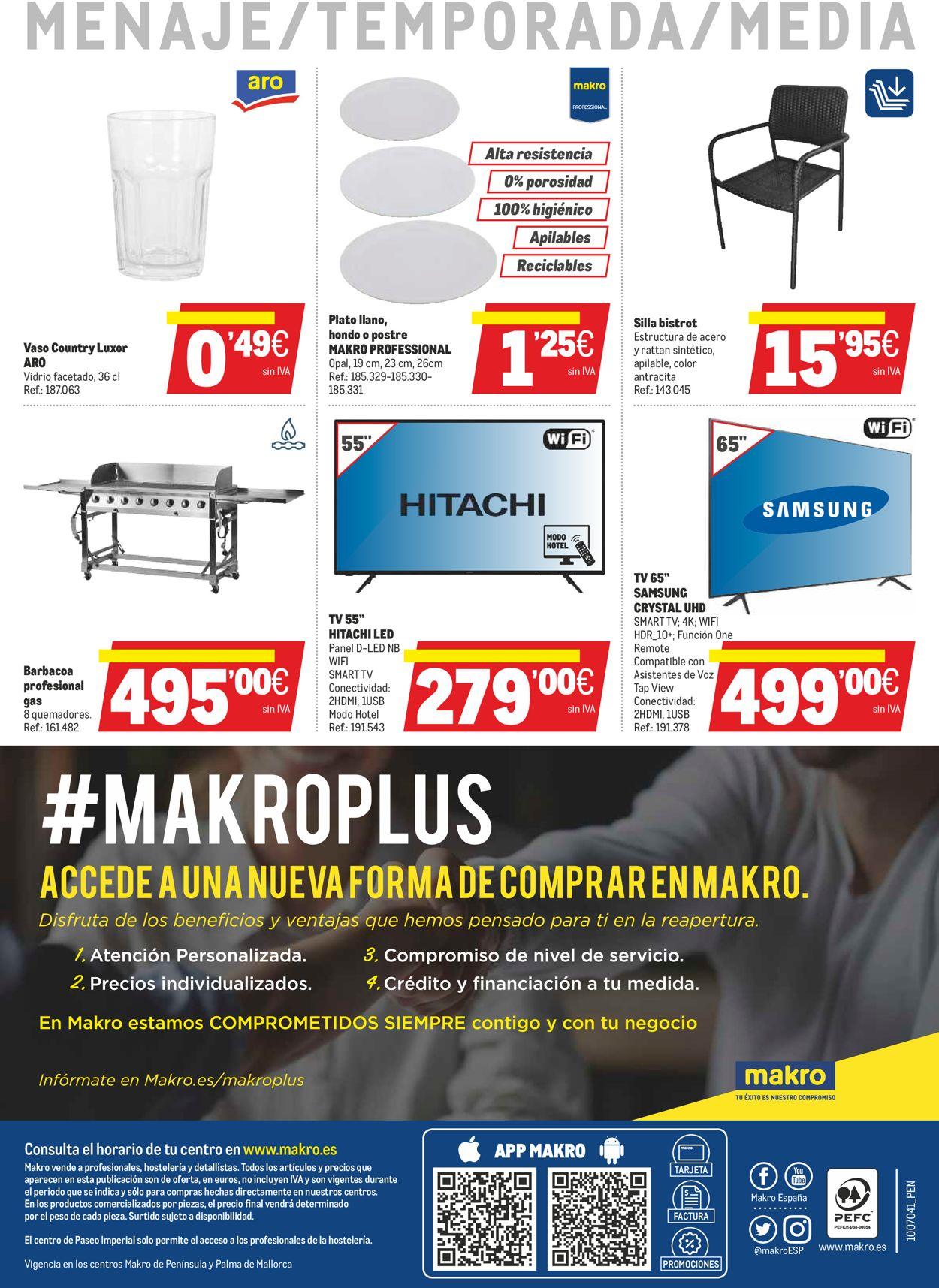 Makro Folleto - 13.08-02.09.2020 (Página 16)