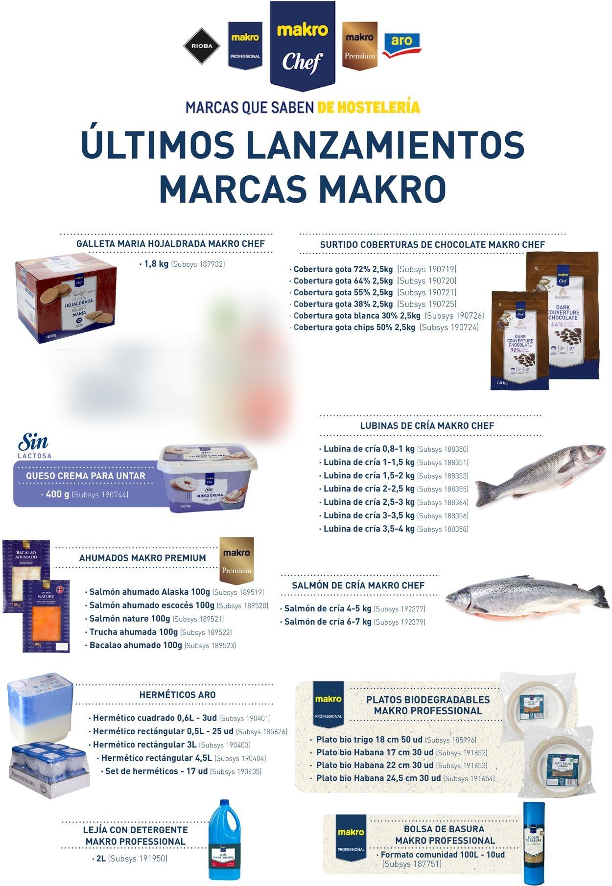 Makro Folleto - 24.08-28.08.2020