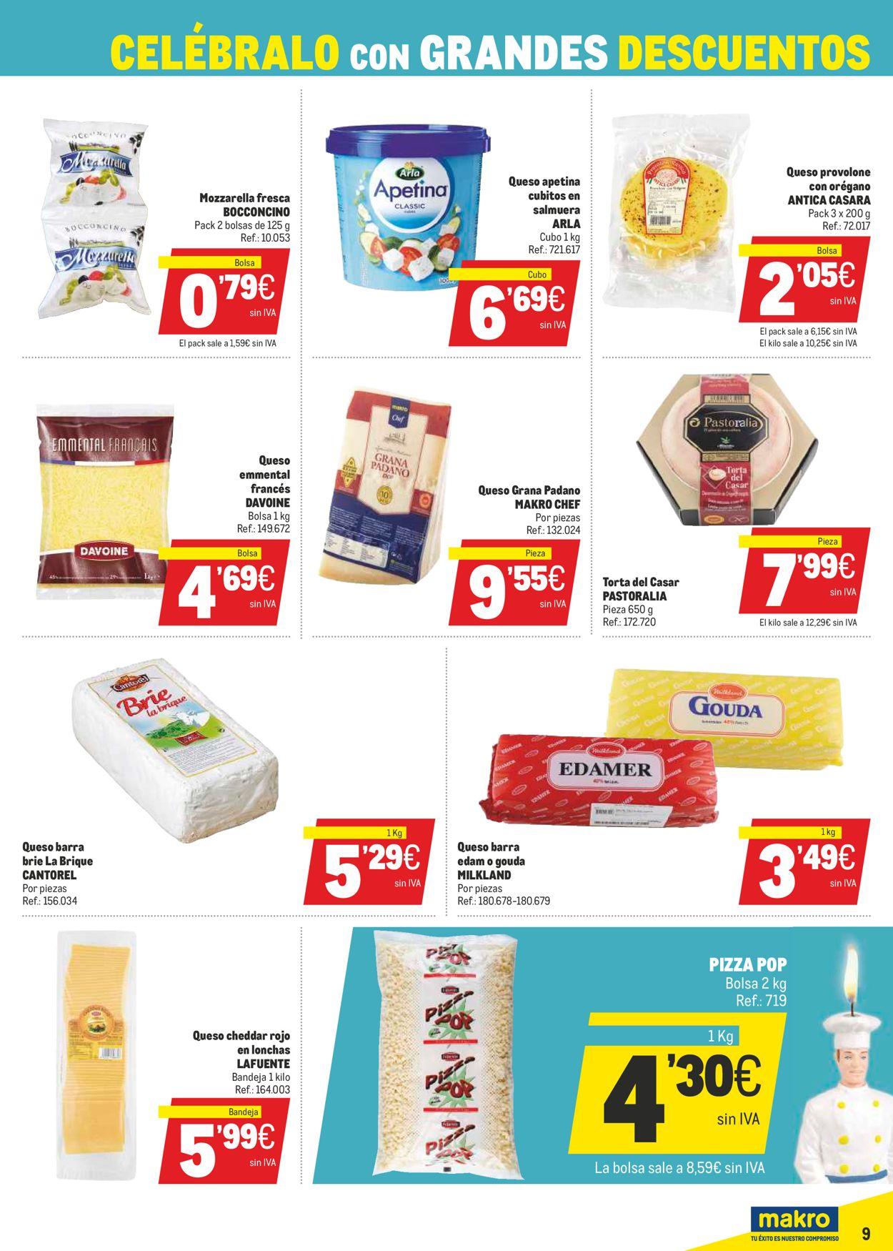Makro Folleto - 03.09-16.09.2020 (Página 9)