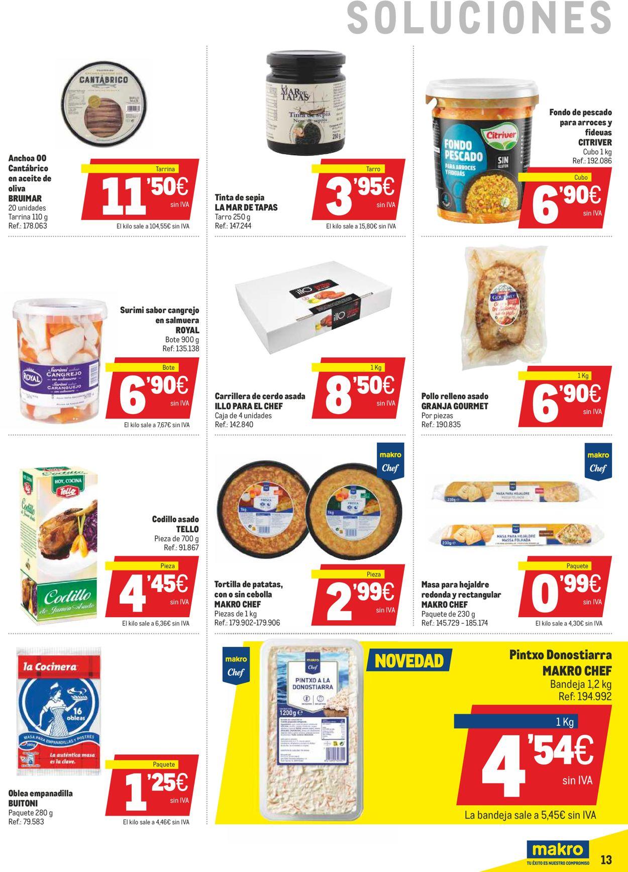 Makro Folleto - 19.11-02.12.2020 (Página 13)