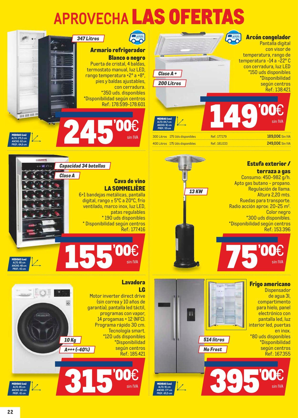 Makro Folleto - 19.11-02.12.2020 (Página 22)