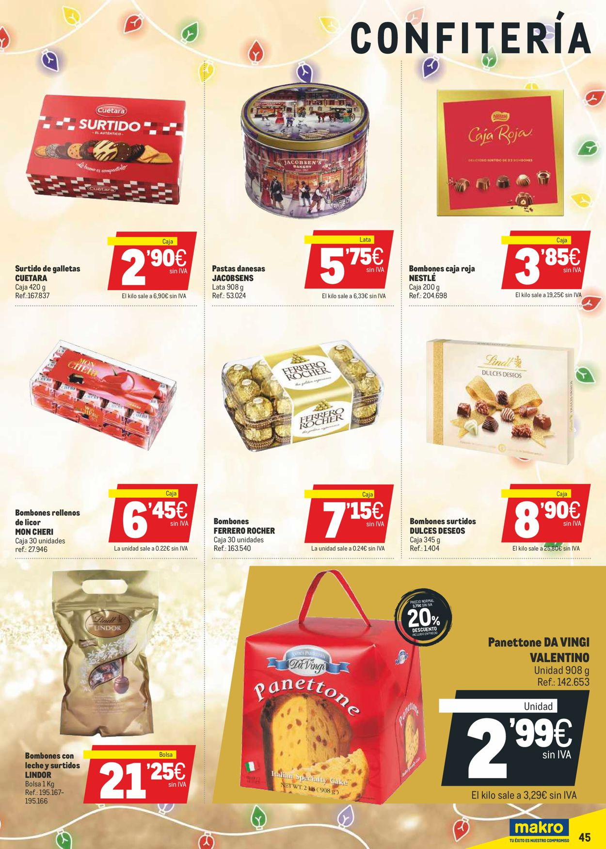Makro Navidad 2020 Folleto - 03.12-05.01.2021 (Página 45)
