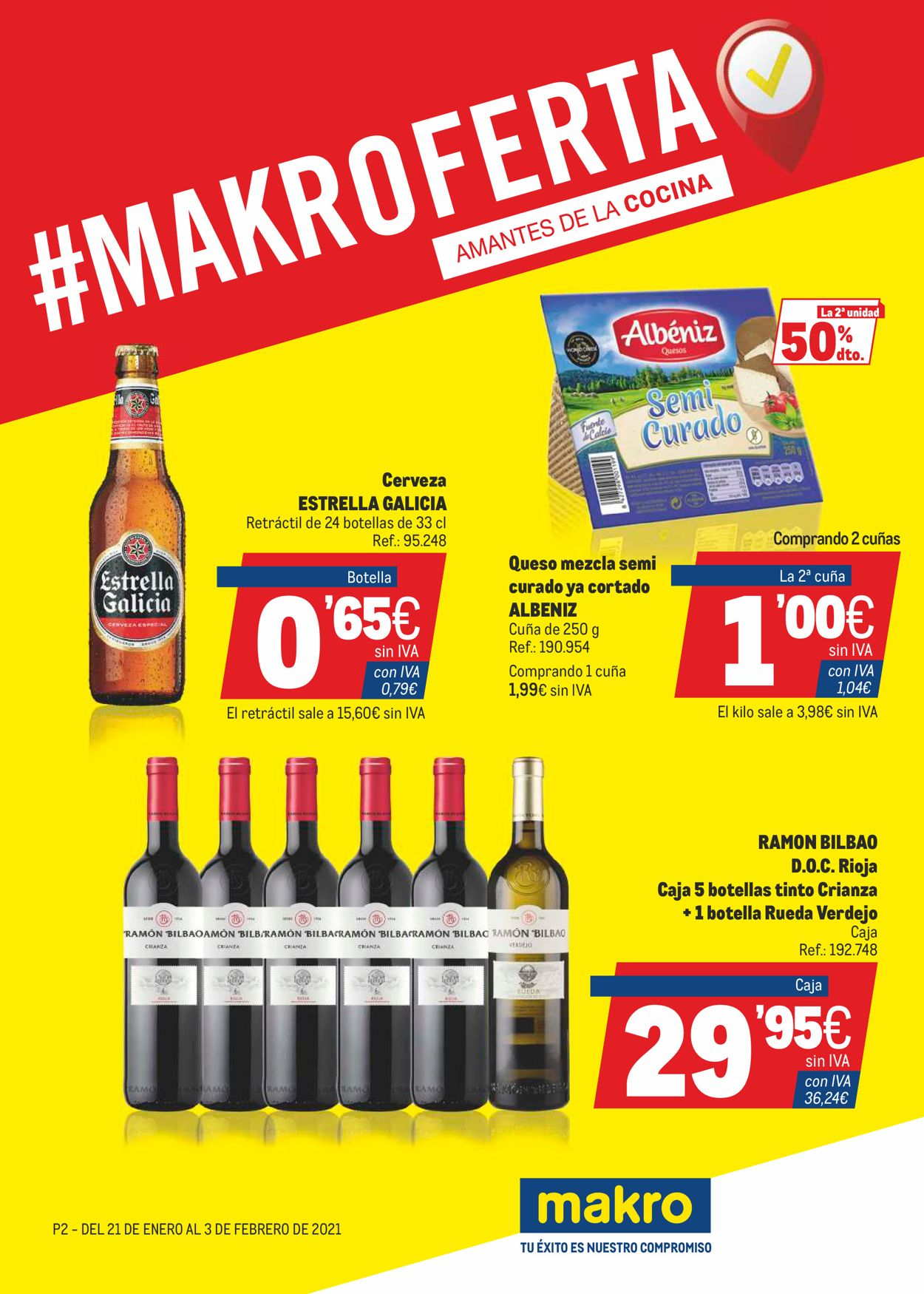 Makro Folleto - 21.01-03.02.2021