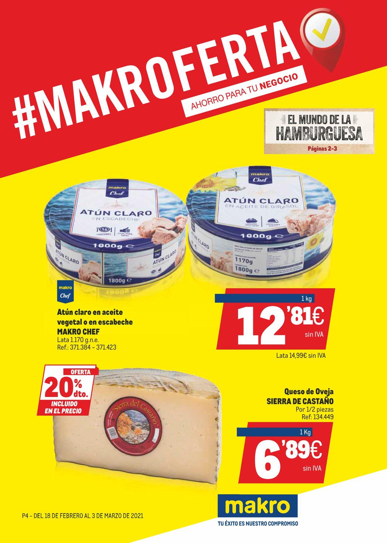 Makro Folleto - 18.02-03.03.2021