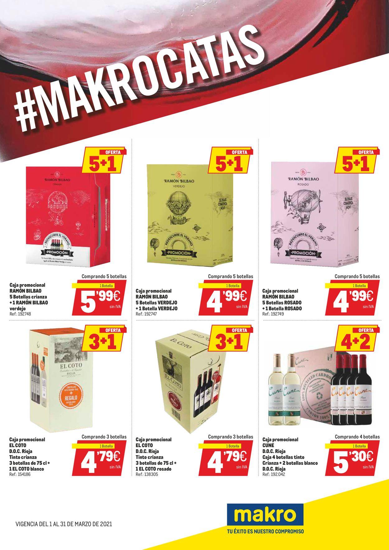 Makro Folleto - 01.03-31.03.2021
