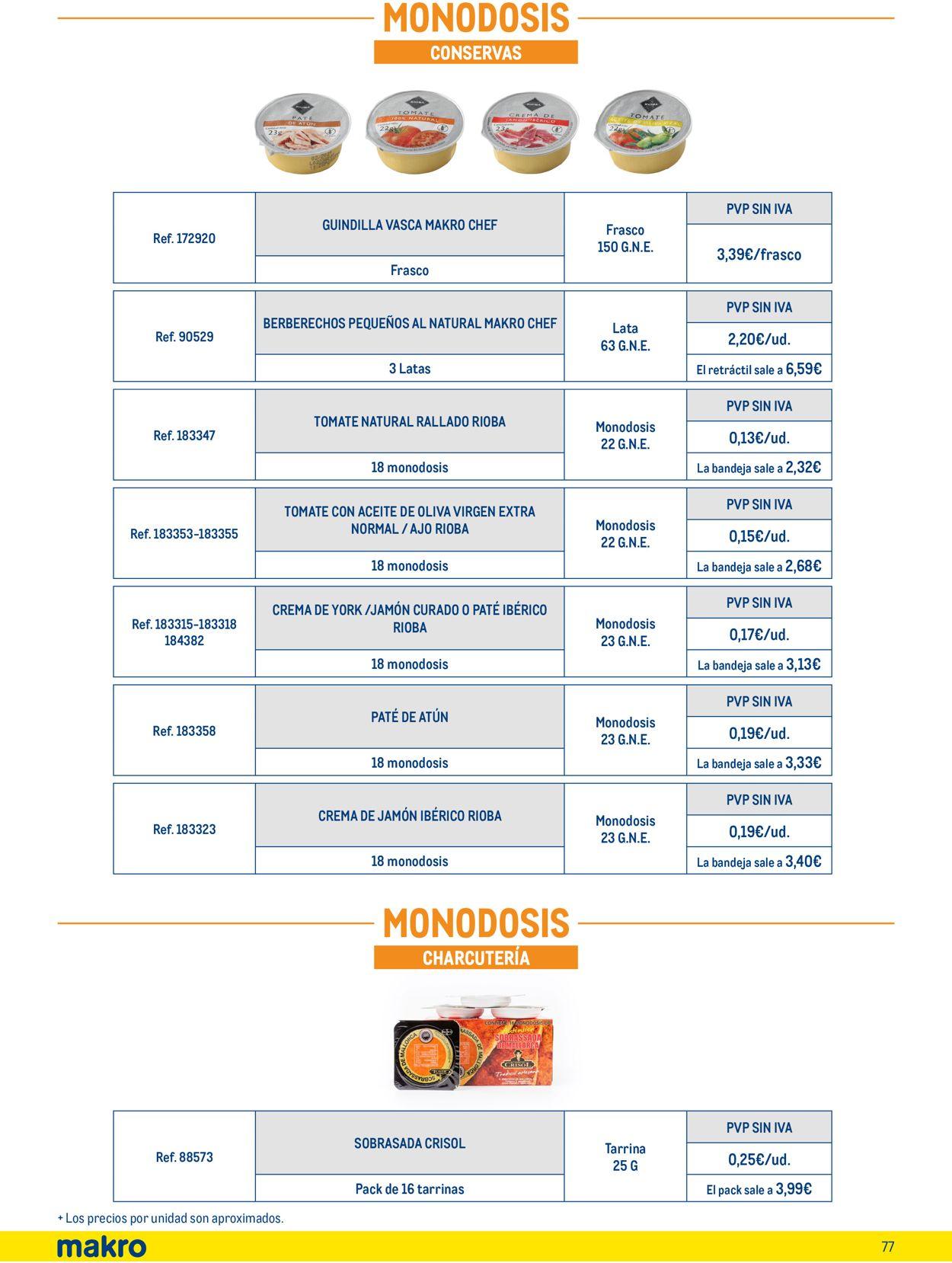 Makro Folleto - 06.10-31.05.2021 (Página 77)