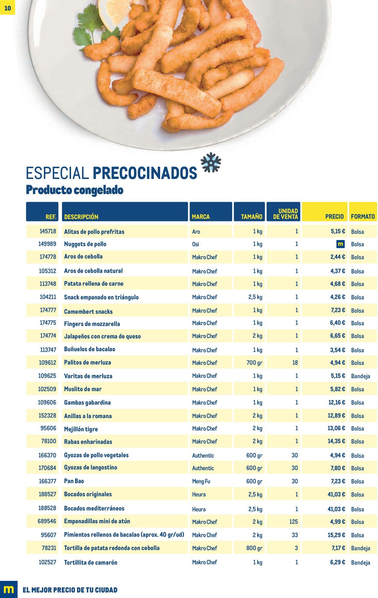 Makro Especial Verano Folleto - 18.03-31.05.2021 (Página 10)