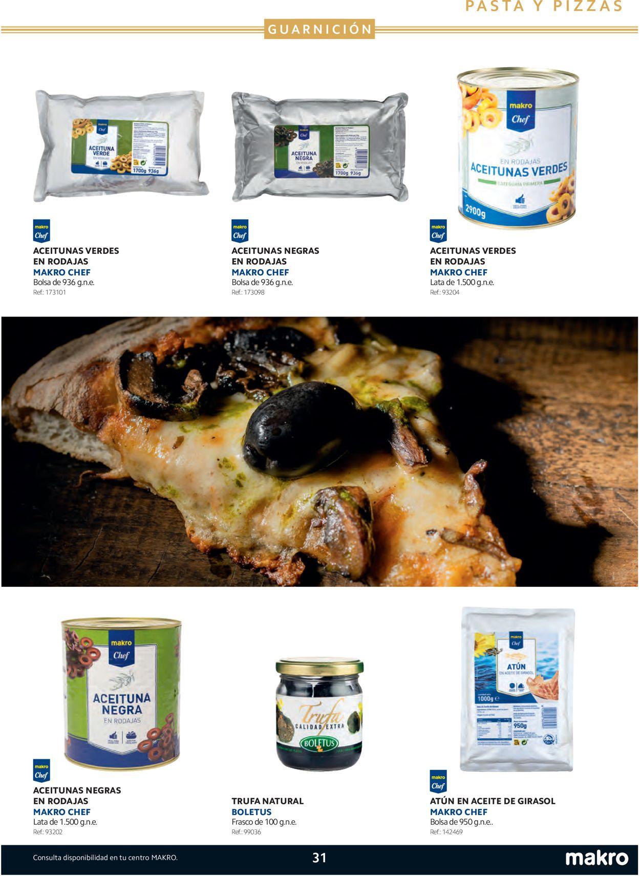 Makro Especial Italia Folleto - 01.04-31.12.2021 (Página 31)