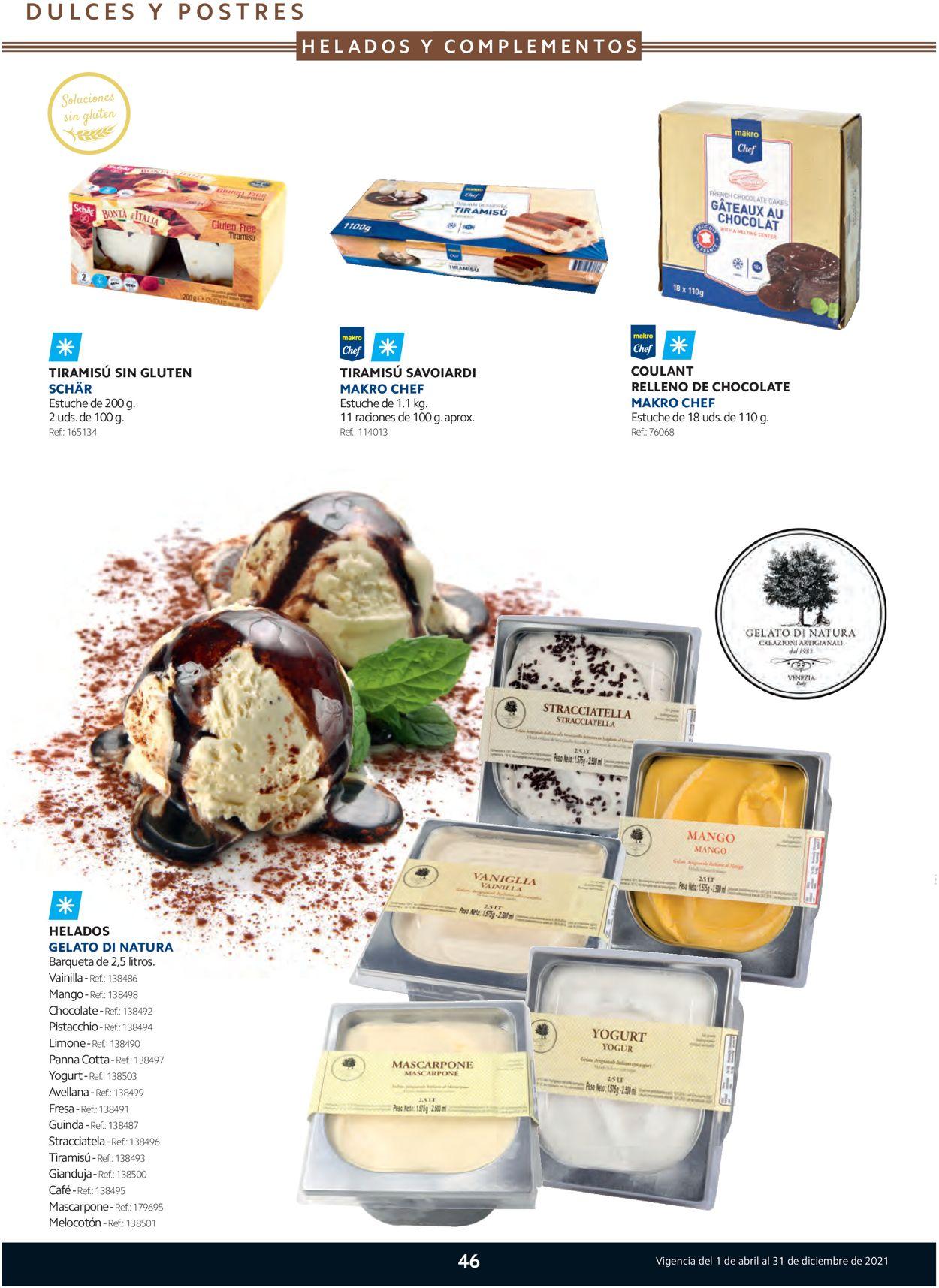 Makro Especial Italia Folleto - 01.04-31.12.2021 (Página 46)