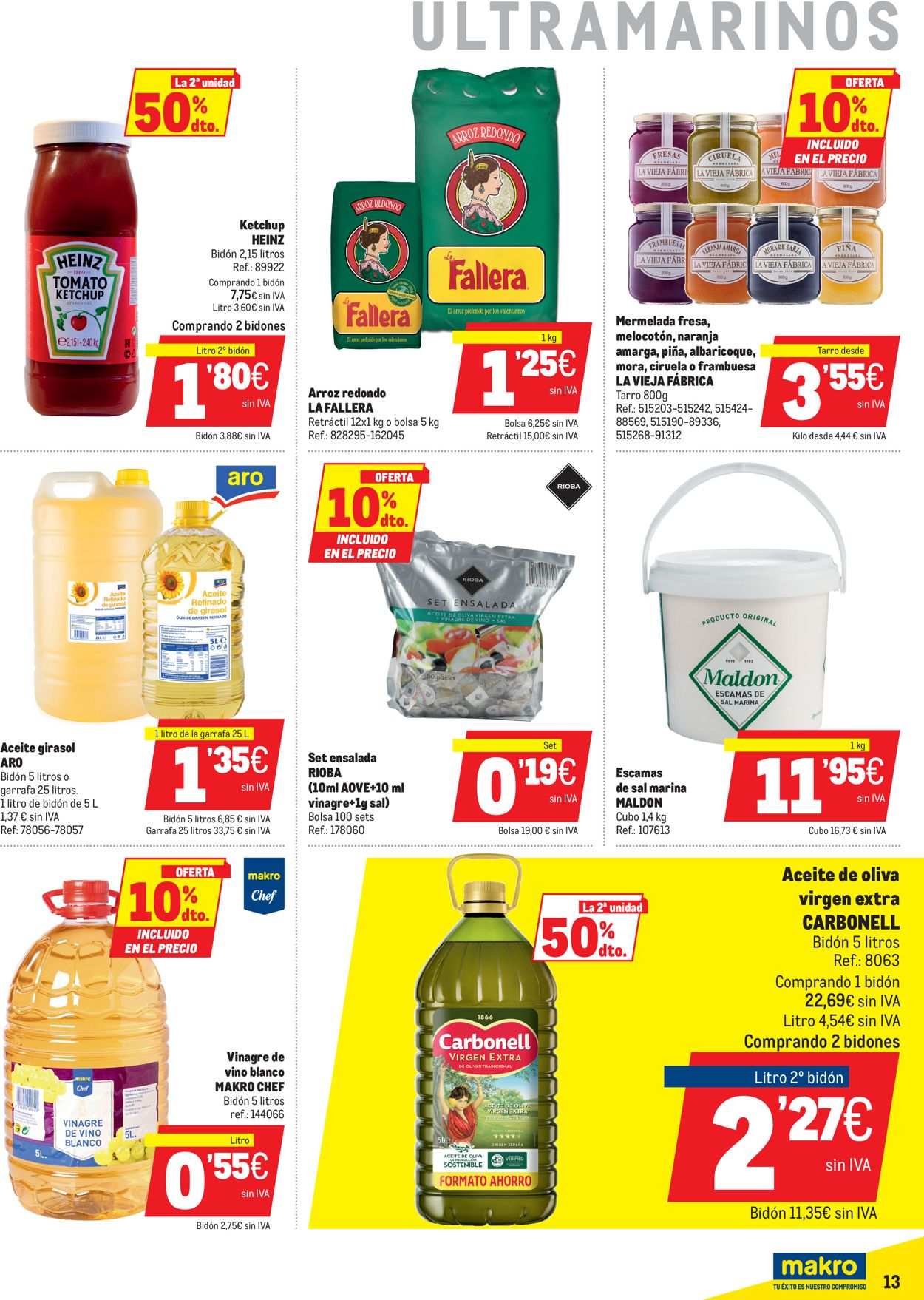 Makro Folleto - 29.04-19.05.2021 (Página 13)