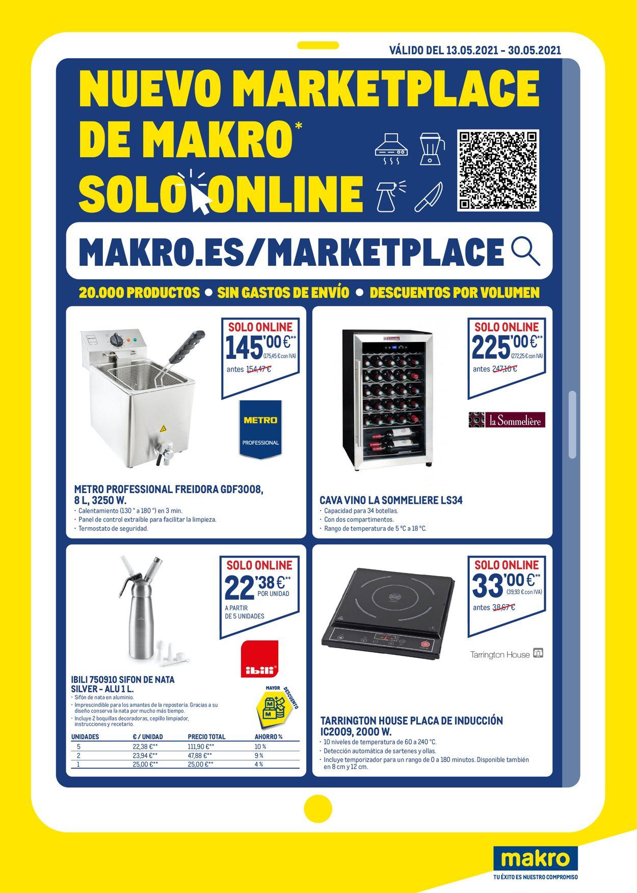 Makro Folleto - 13.05-30.05.2021