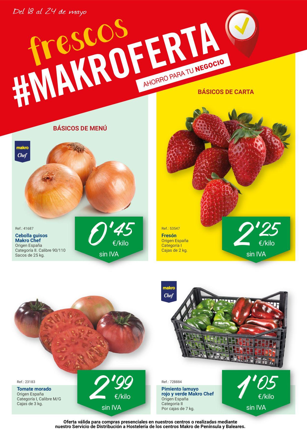 Makro Folleto - 18.05-24.05.2021 (Página 2)