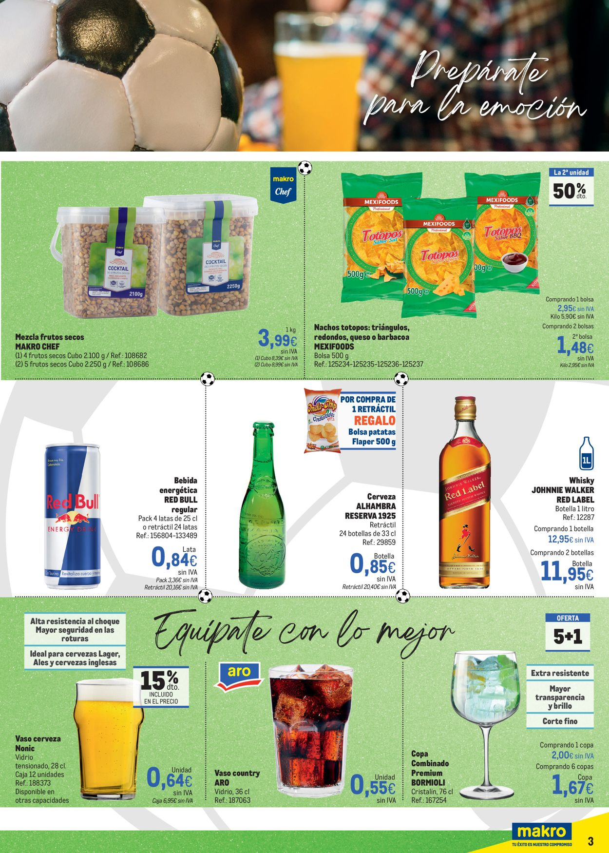 Makro Folleto - 03.06-16.06.2021 (Página 3)