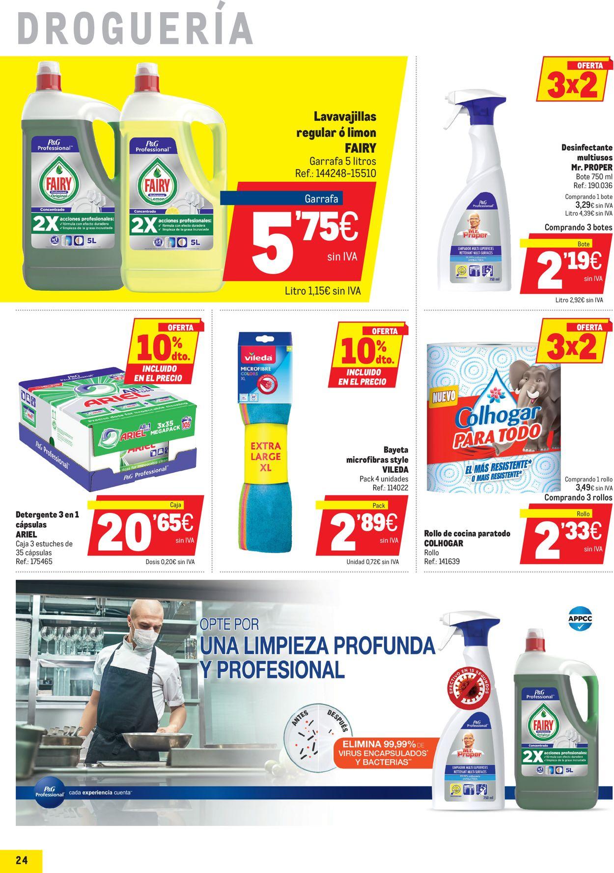 Makro Folleto - 03.06-16.06.2021 (Página 24)