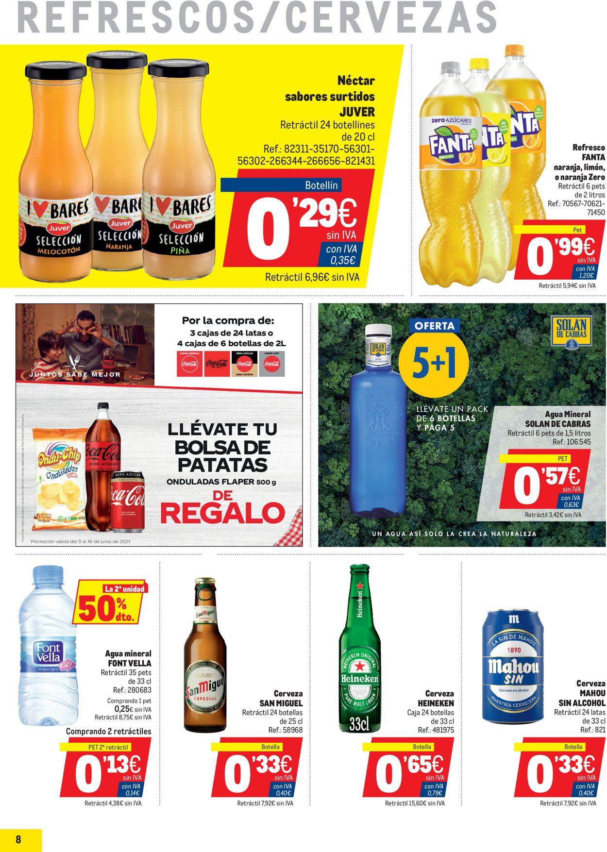 Makro Folleto - 03.06-16.06.2021 (Página 8)