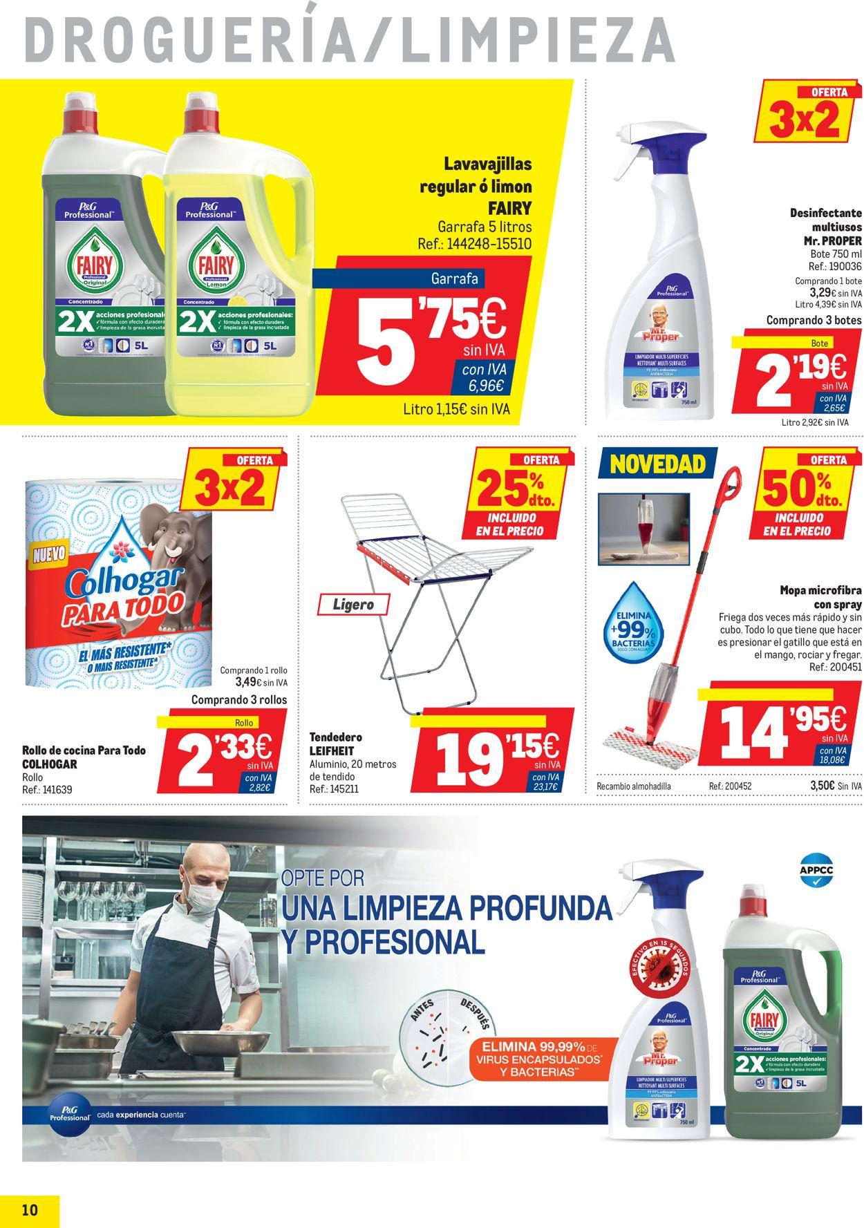 Makro Folleto - 03.06-16.06.2021 (Página 10)