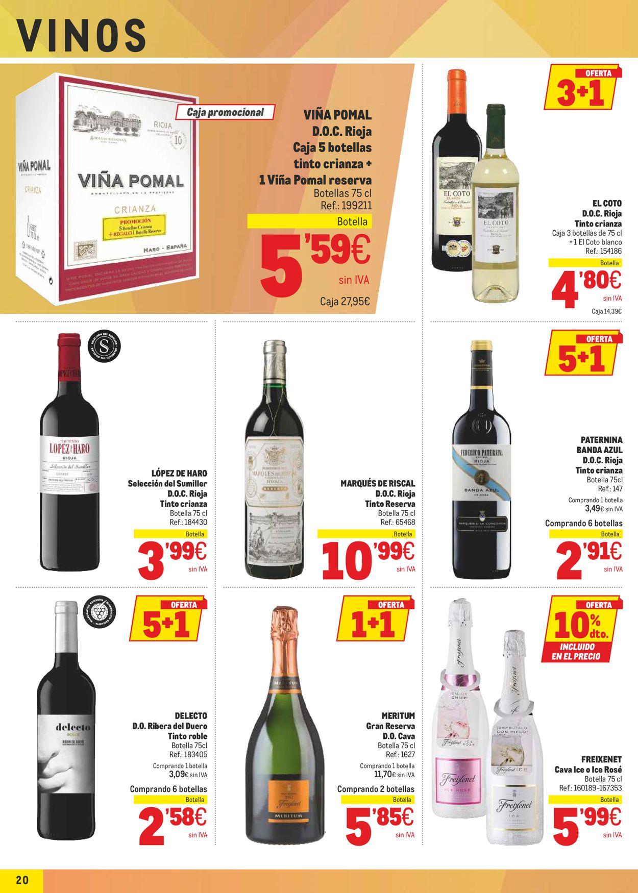 Makro Folleto - 01.07-14.07.2021 (Página 20)