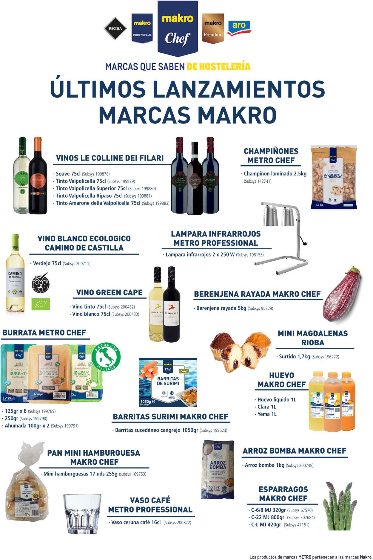 Makro Folleto - 23.07-22.08.2021