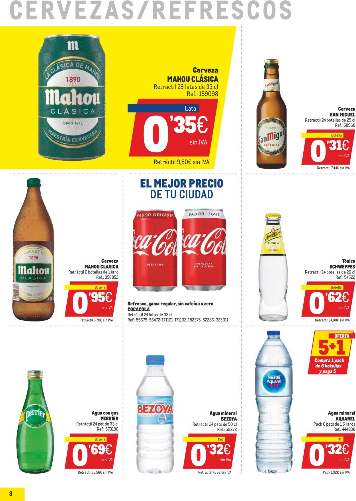 Makro Folleto - 29.07-11.08.2021 (Página 9)