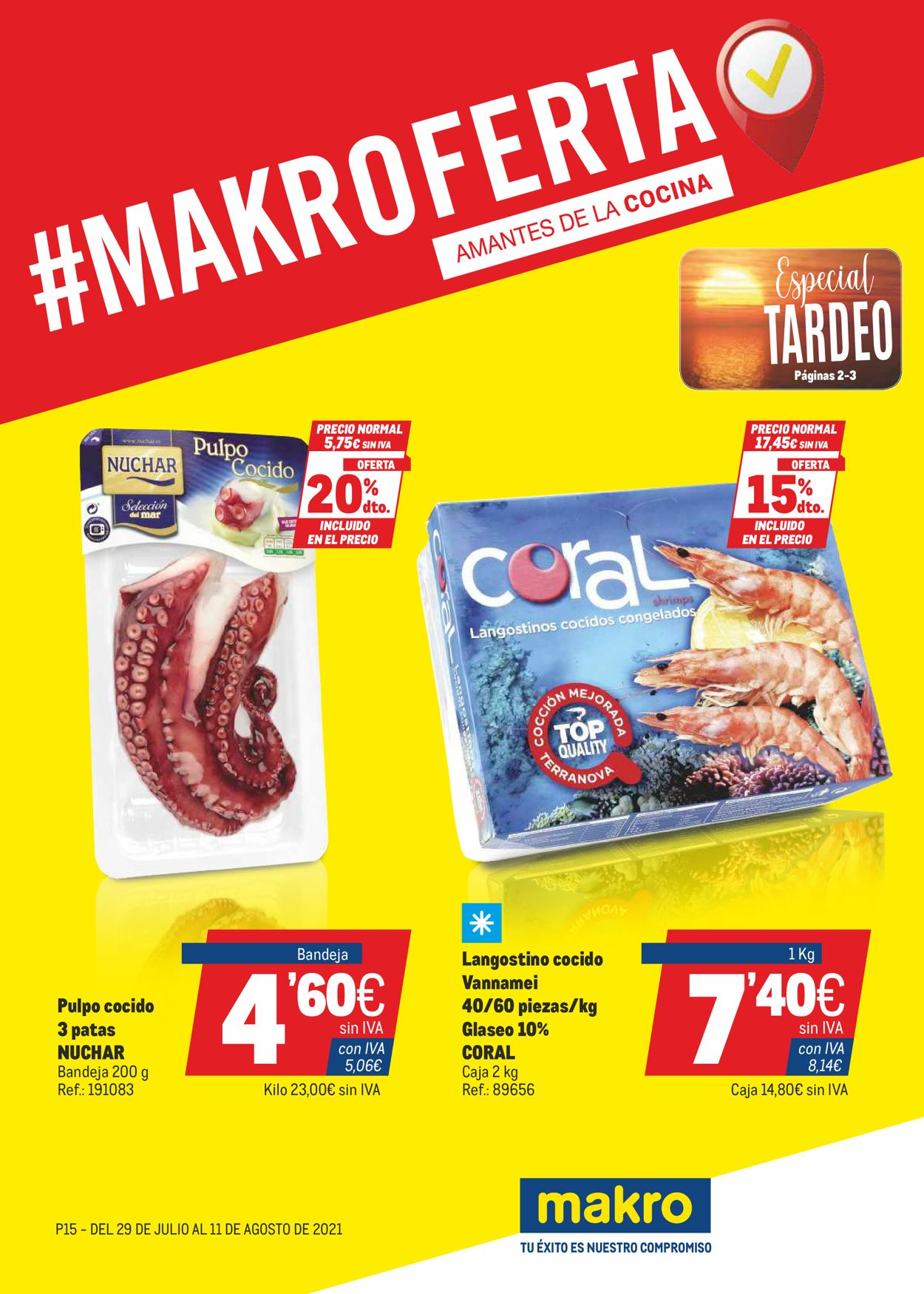 Makro Folleto - 29.07-11.08.2021